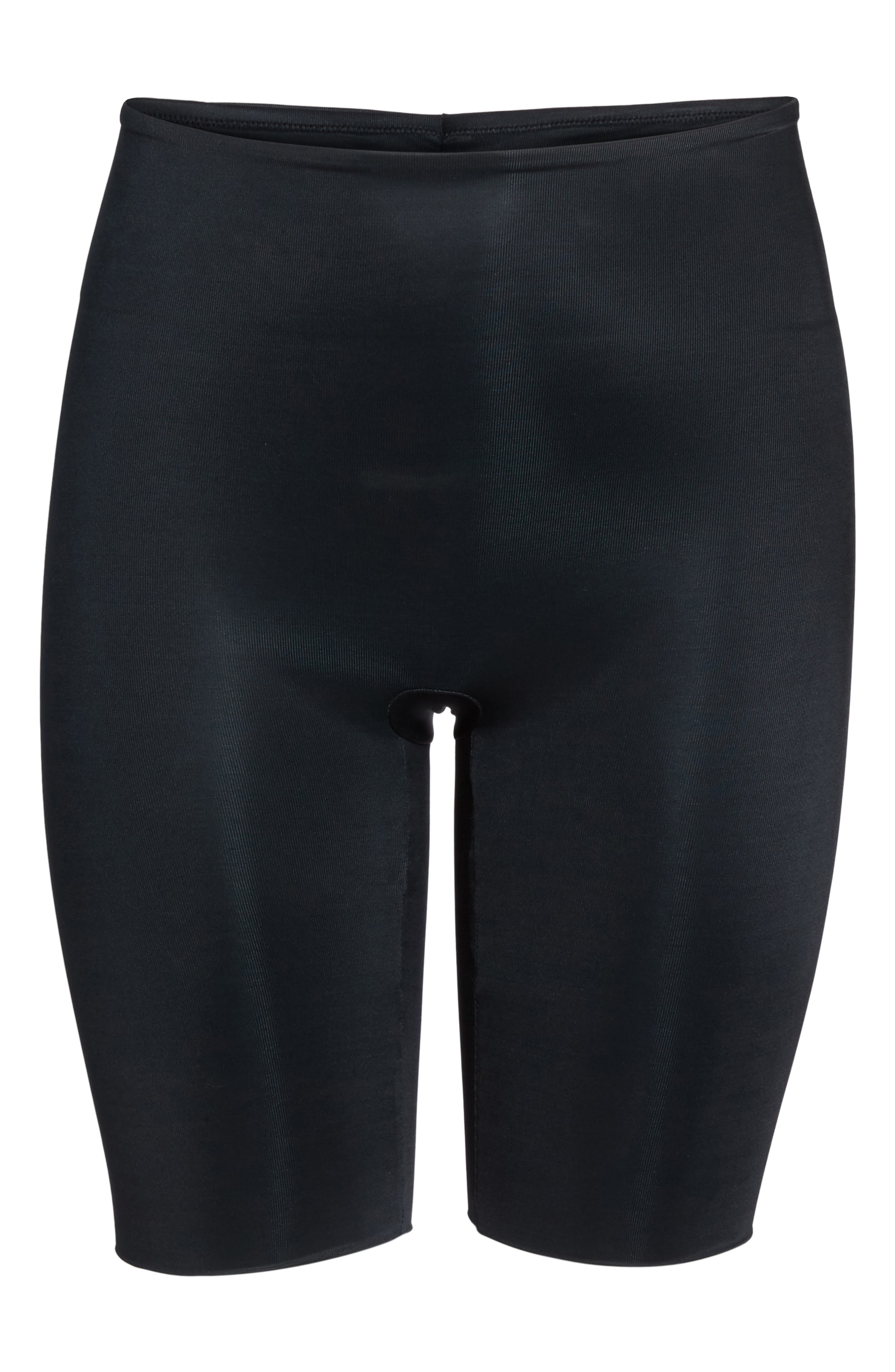 Power Conceal-Her Mid-Thigh Shorts,                             Alternate thumbnail 5, color,                             019