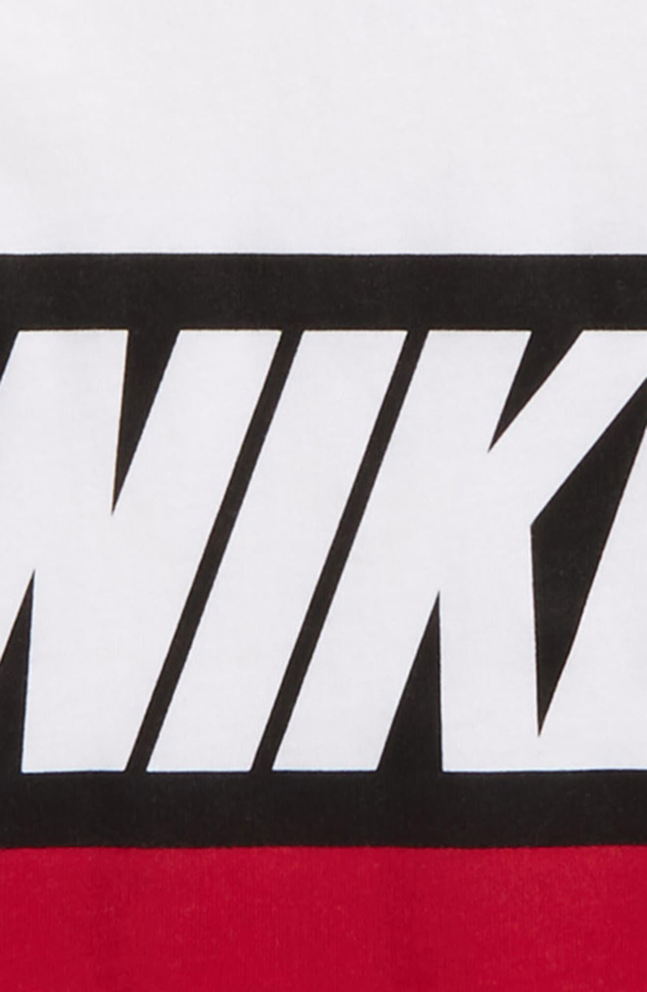 Sportswear Color Block T-Shirt,                             Alternate thumbnail 2, color,