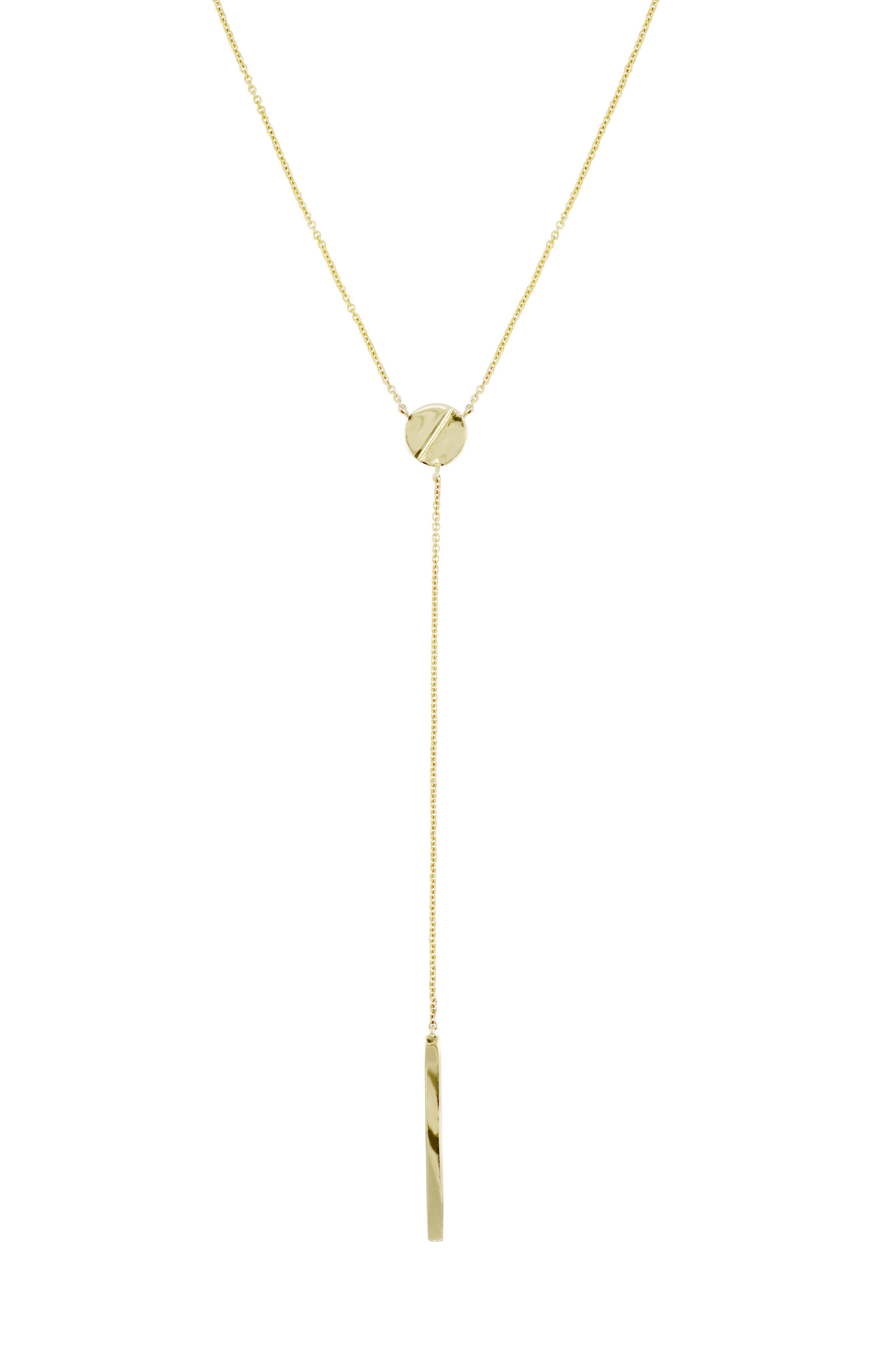 Lariat Necklace,                         Main,                         color, 710
