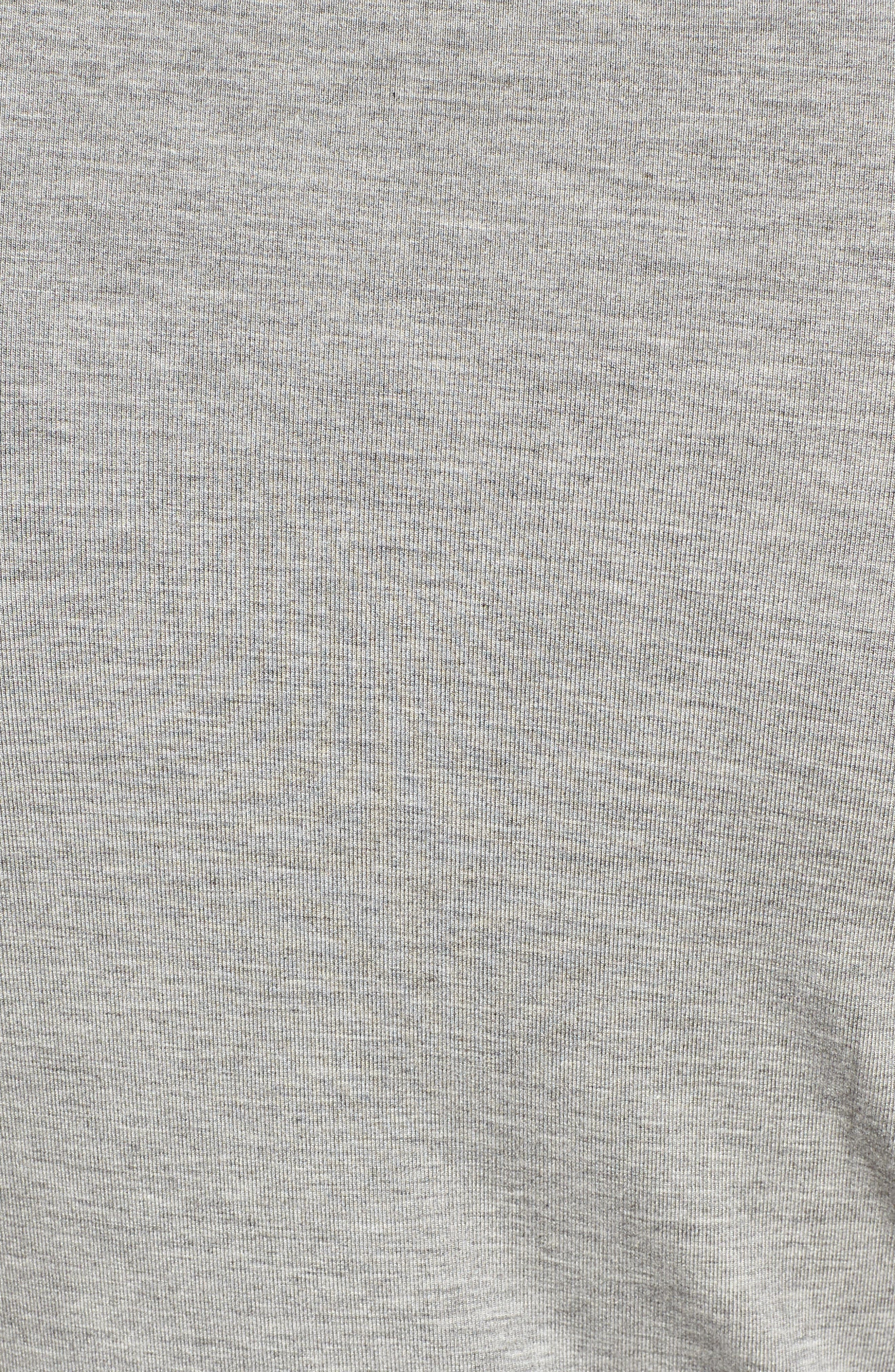 'Deneuve' Cold Shoulder Top,                             Alternate thumbnail 5, color,                             032