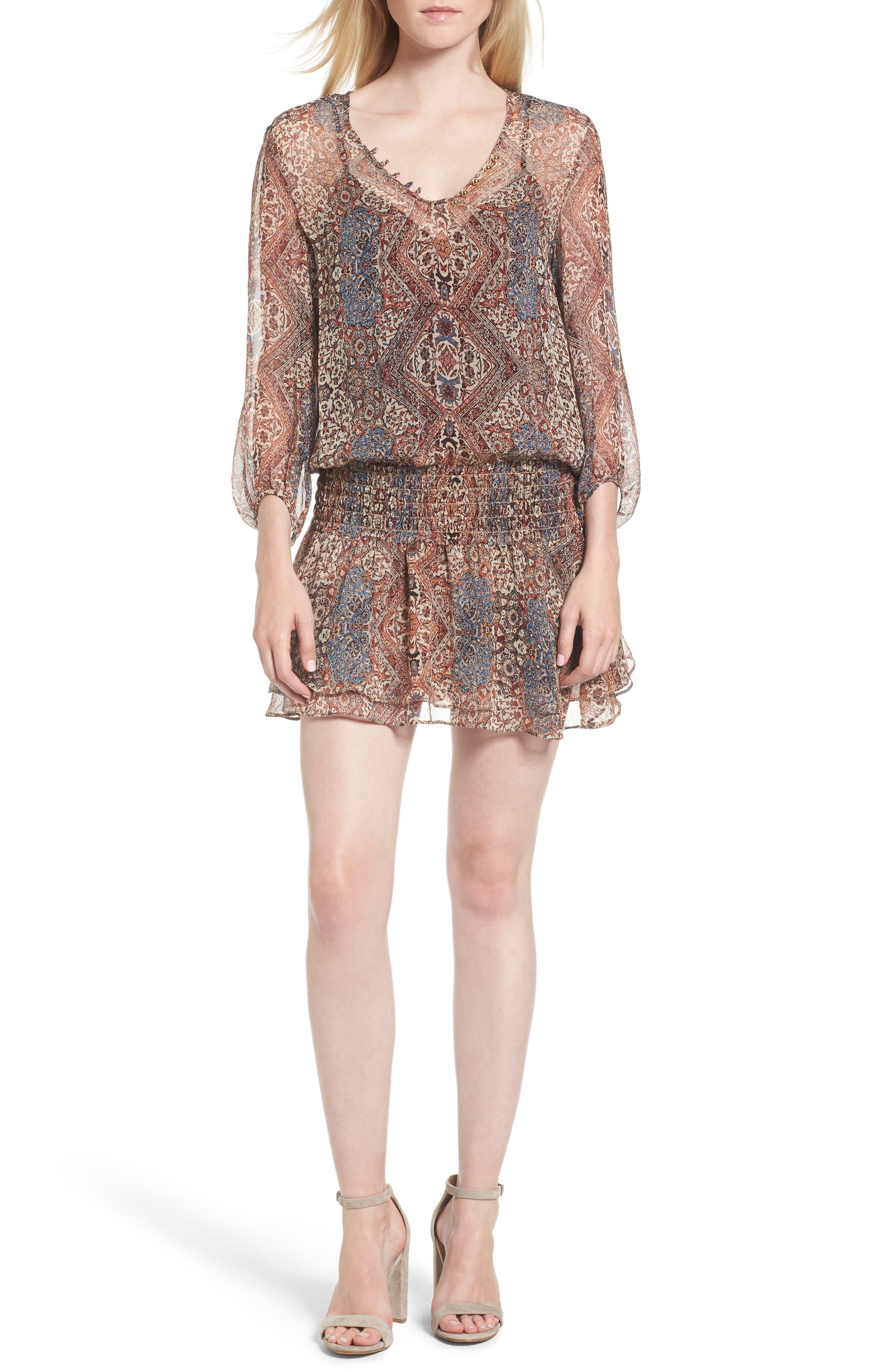 Casablanca Dress,                         Main,                         color, 908