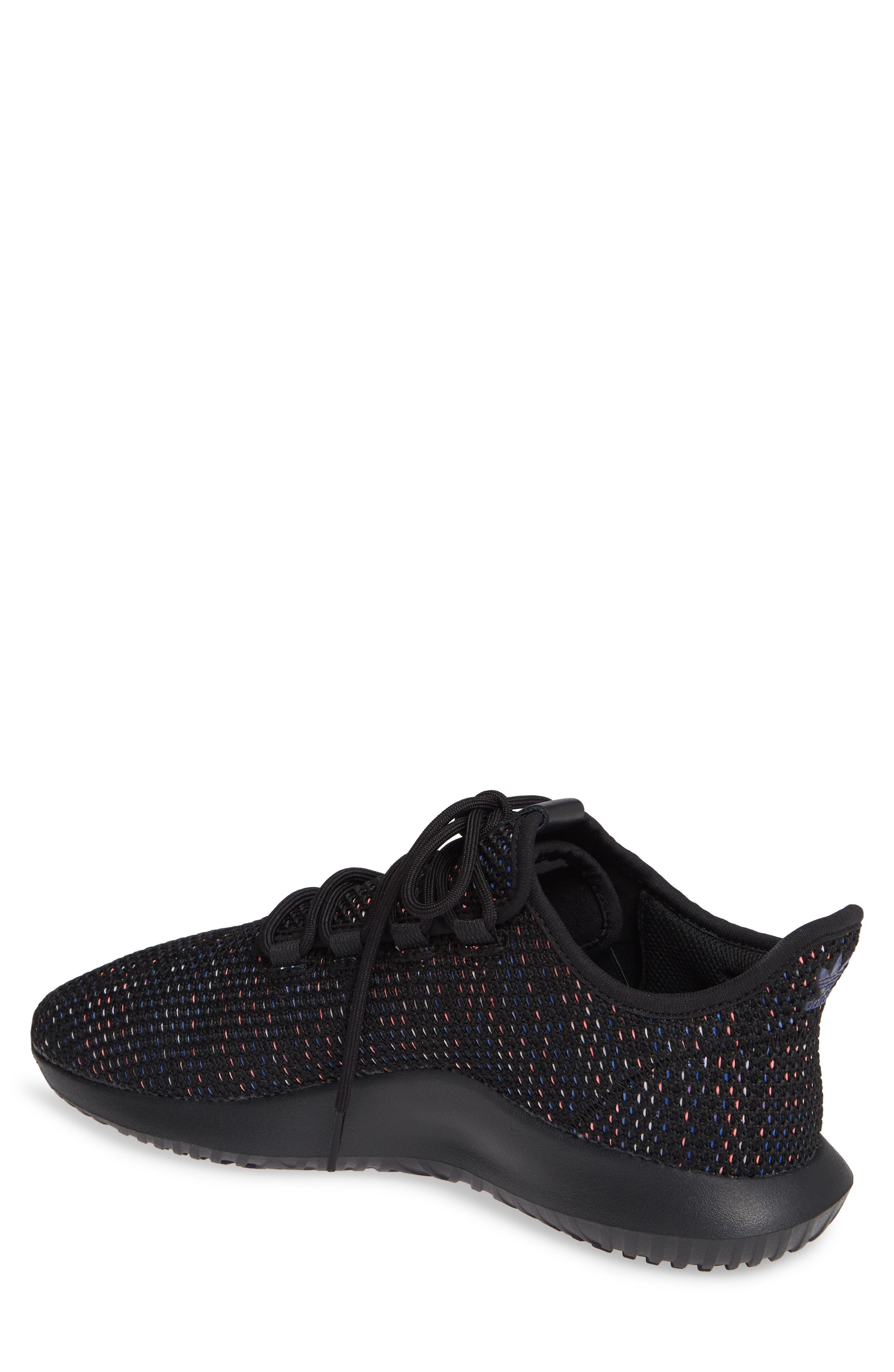 Tubular Shadow CK Sneaker,                             Alternate thumbnail 2, color,                             BLACK/ SOLAR RED/ MYSTERY INK