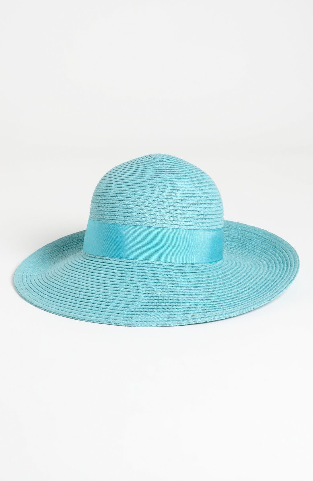 Wide Brim Sun Hat,                             Main thumbnail 10, color,
