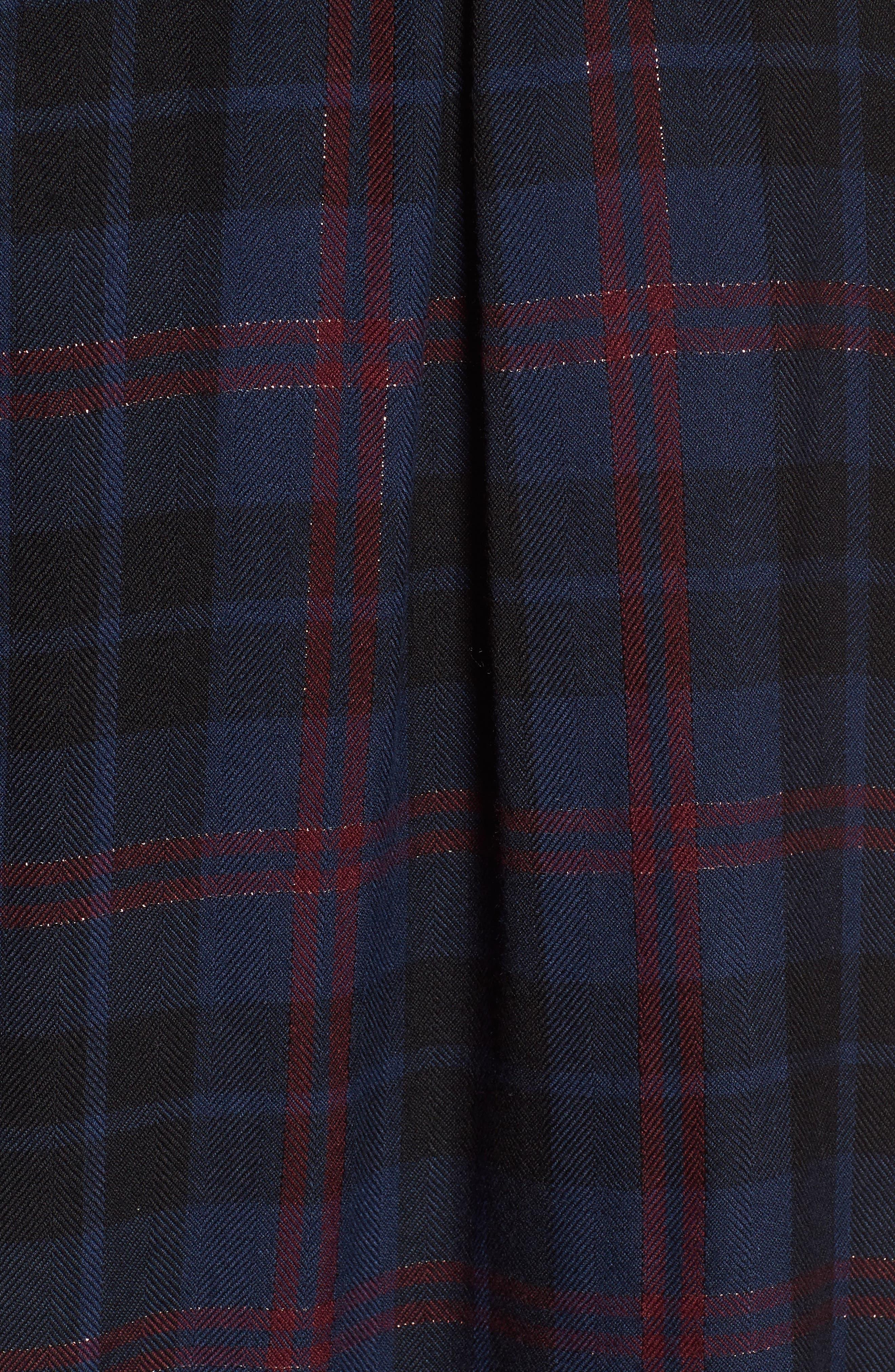 Hunter Plaid Shirt,                             Alternate thumbnail 616, color,