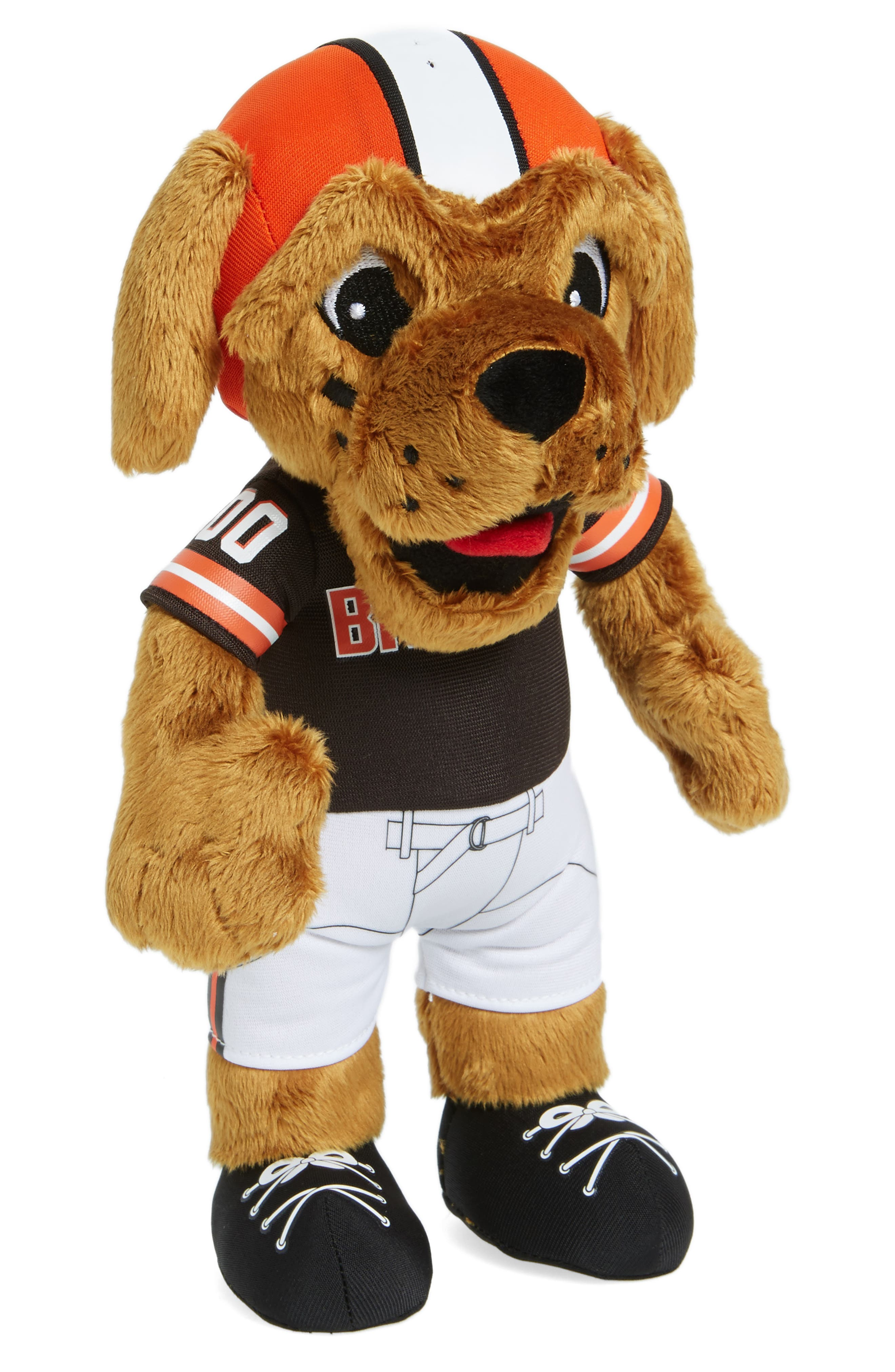 Cleveland Browns - Chomps Plush Toy, Main, color, 209