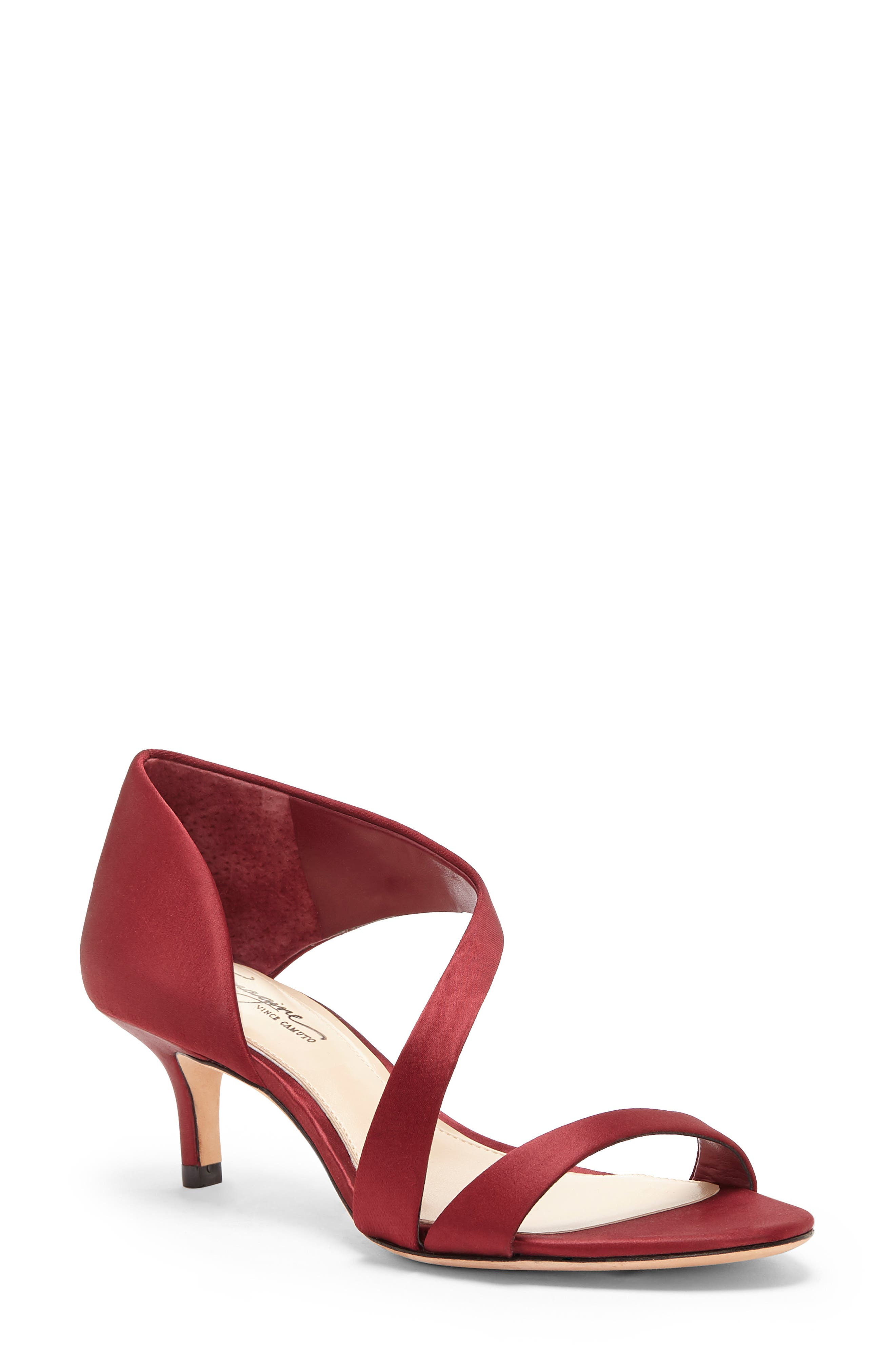 Imagine Vince Camuto Karlyn Sandal, Red