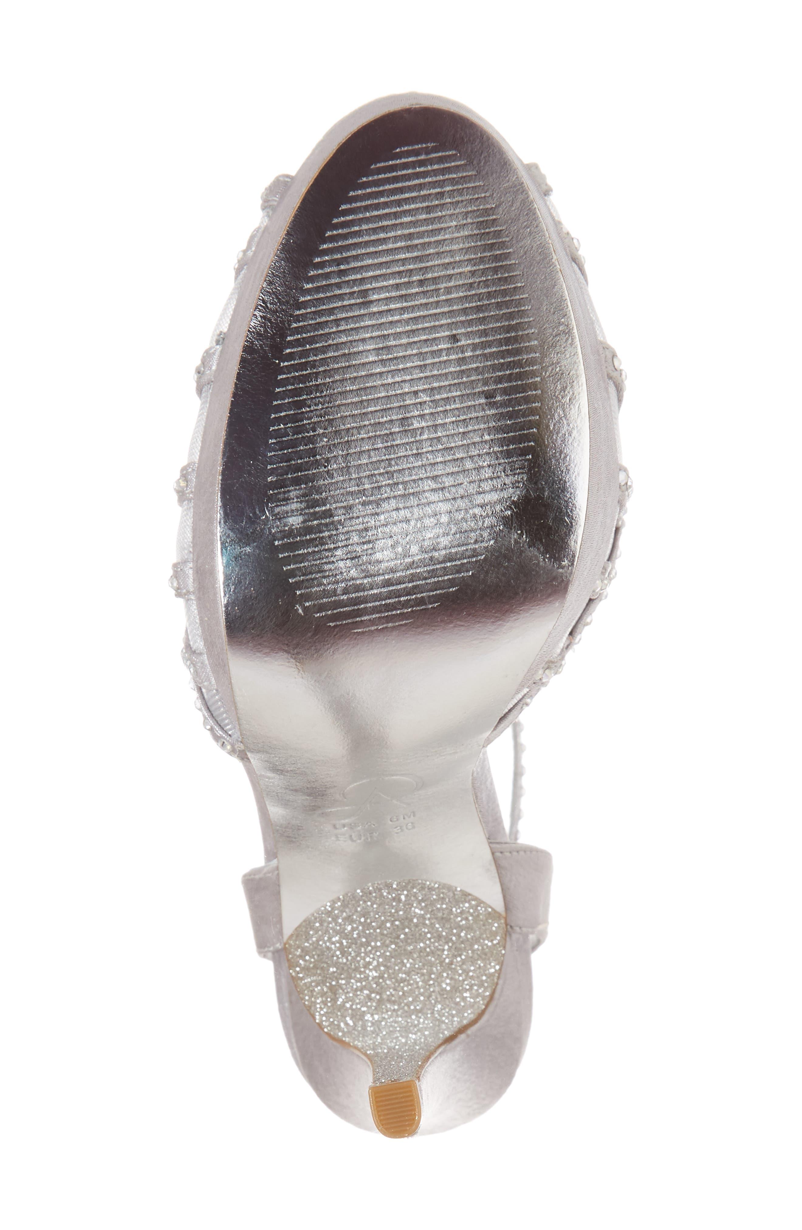Simone Crystal Embellished Platform Sandal,                             Alternate thumbnail 22, color,