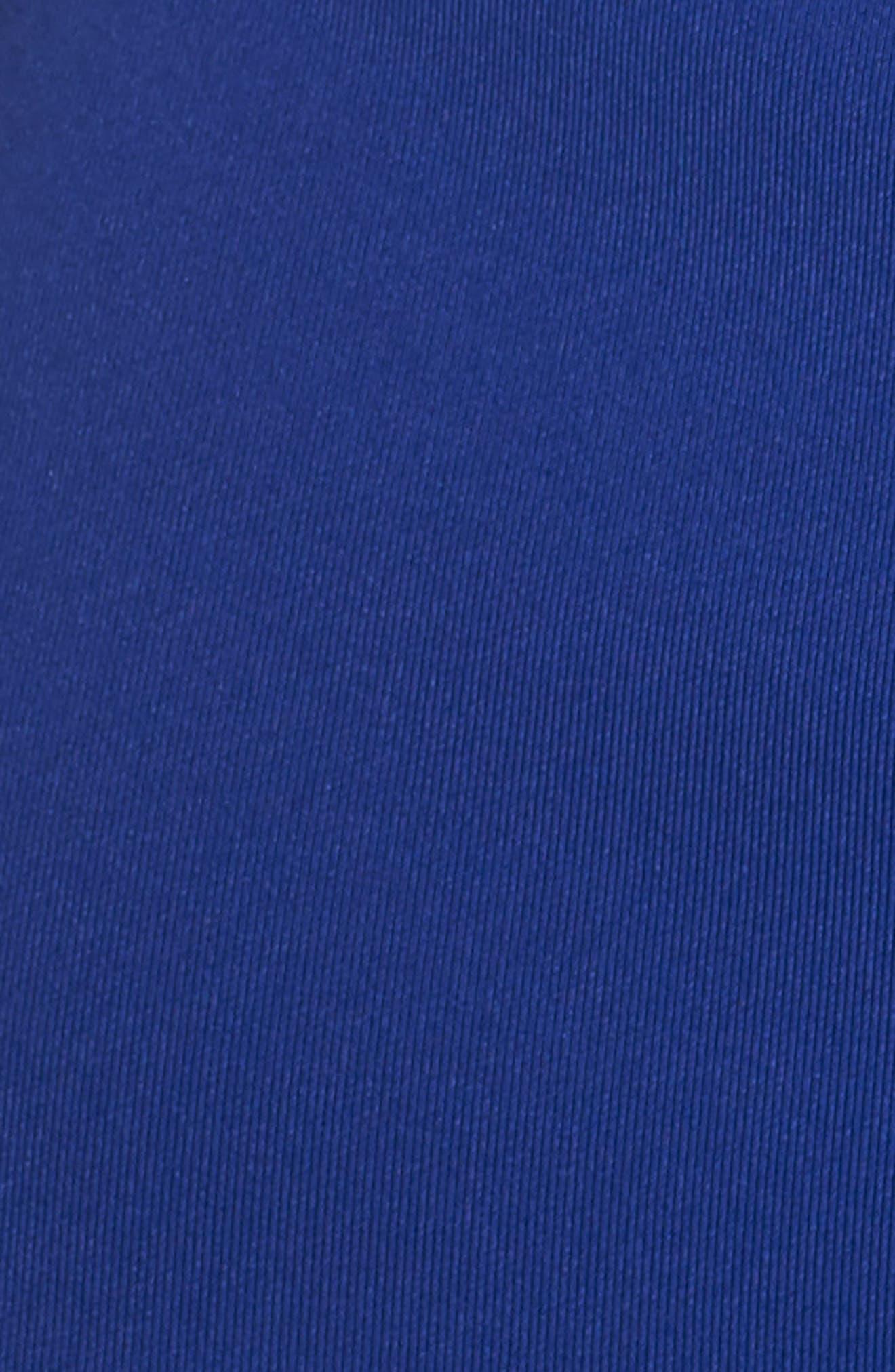 Lace Sheath Dress,                             Alternate thumbnail 5, color,                             LAKE