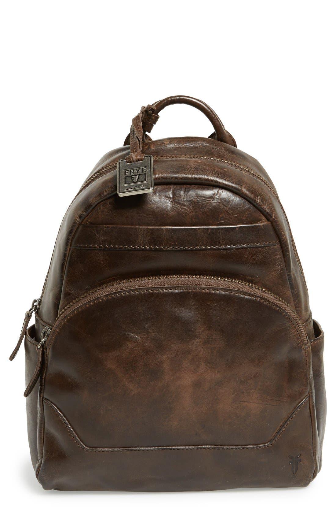 FRYE,                             'Melissa' Backpack,                             Main thumbnail 1, color,                             020