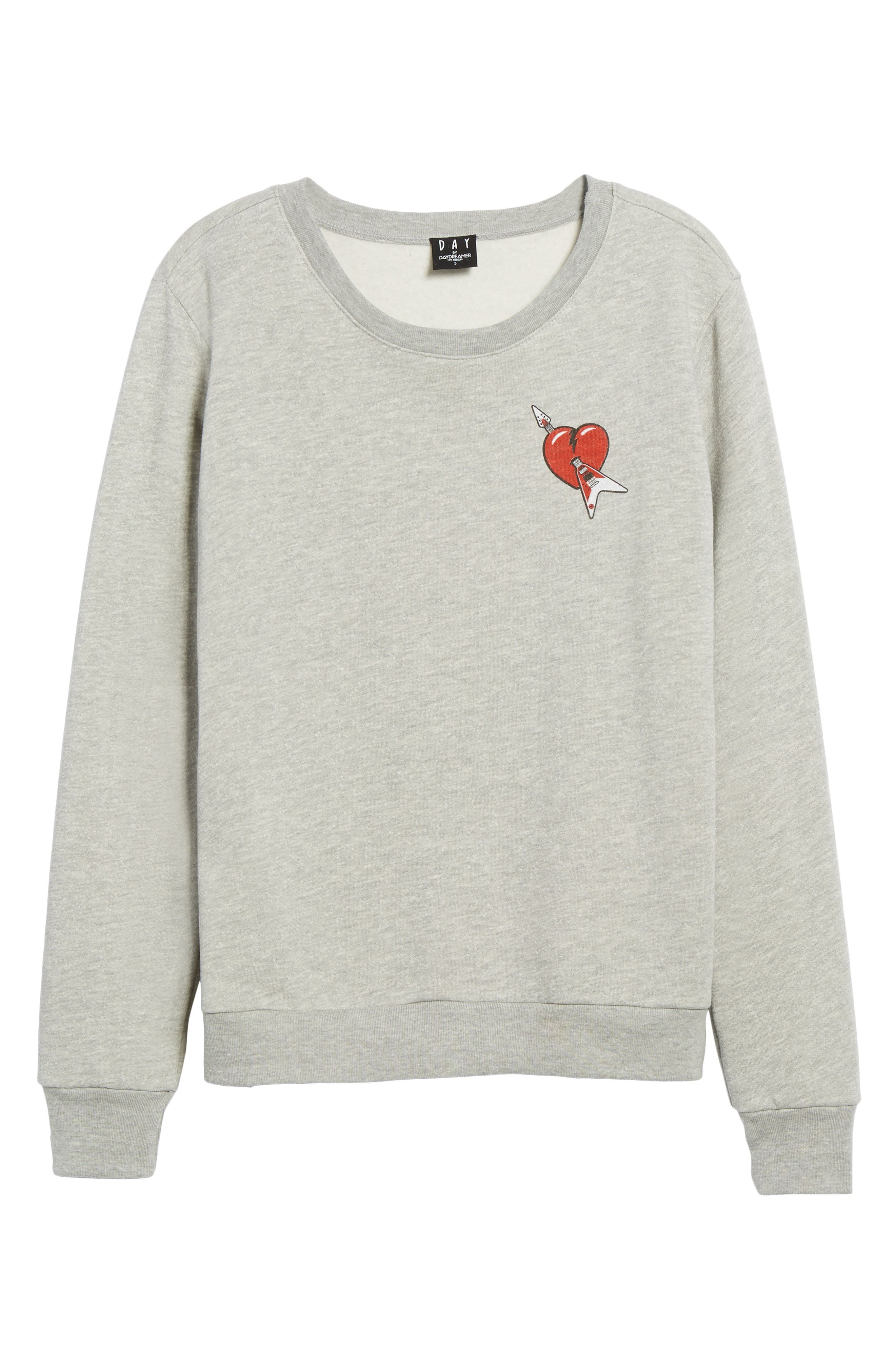 Tom Petty and the Heartbreakers Sweatshirt,                             Alternate thumbnail 6, color,                             020