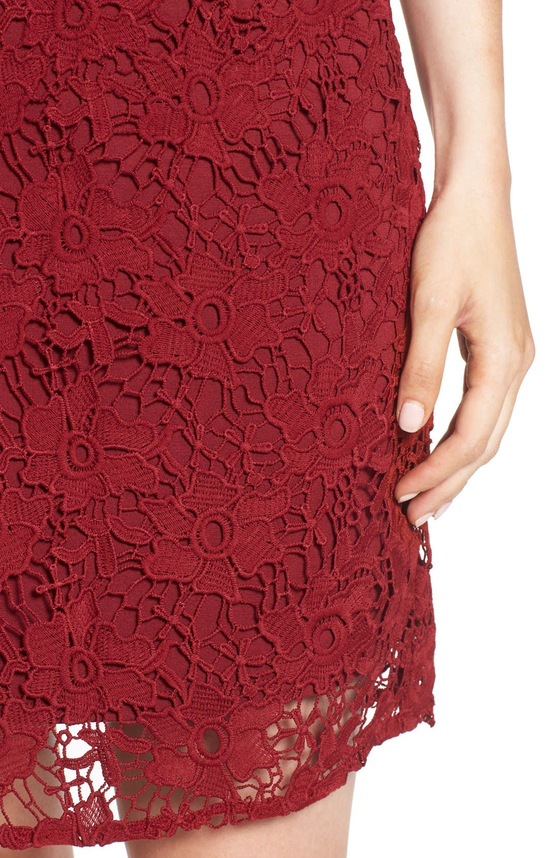Lace Skirt,                             Alternate thumbnail 2, color,                             601