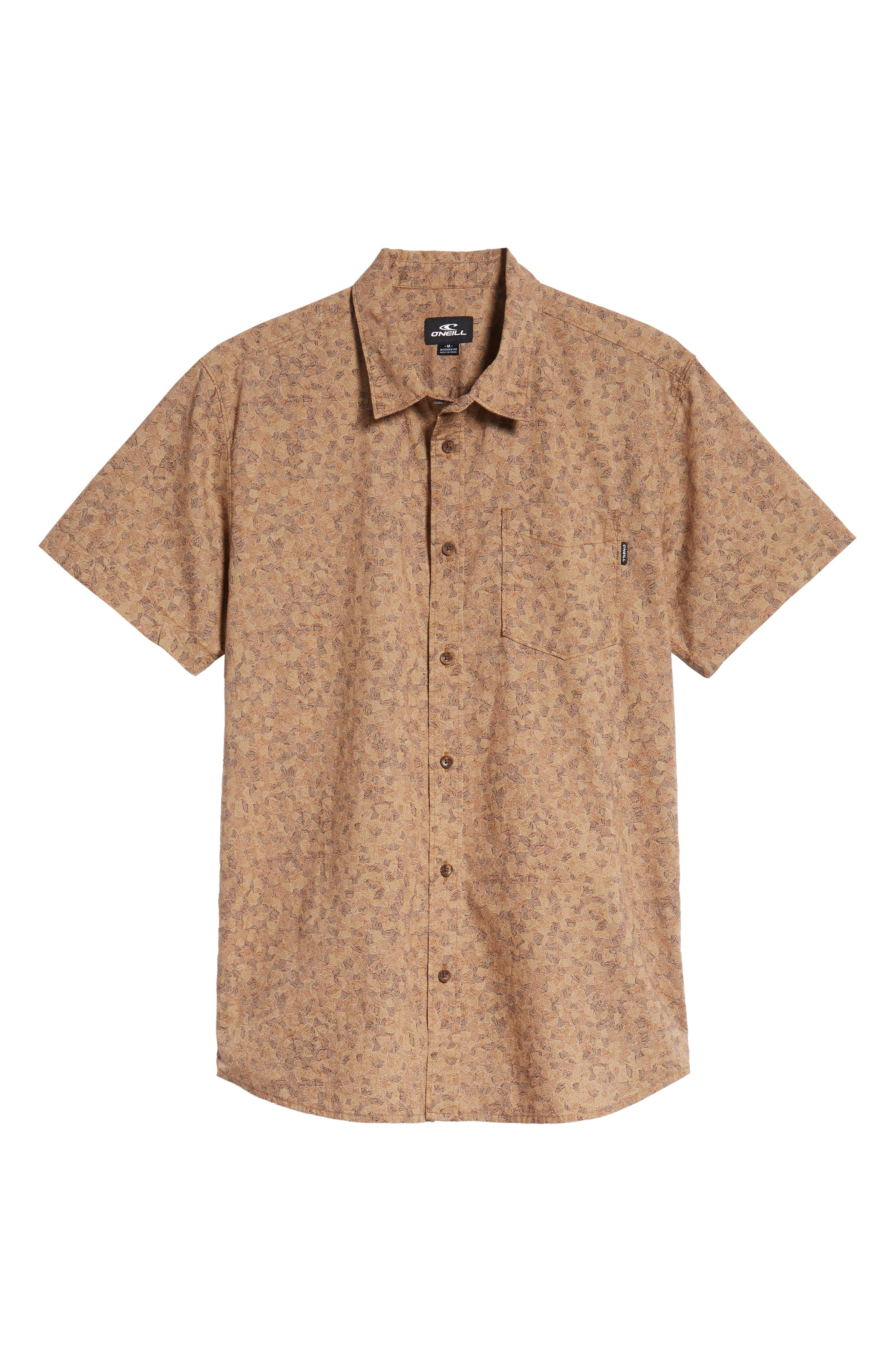 Structure Woven Shirt,                             Alternate thumbnail 5, color,                             213