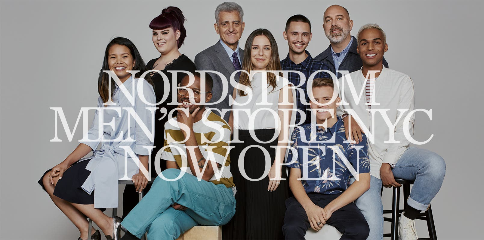 Nordstrom Men's Store NYC: Now Open!