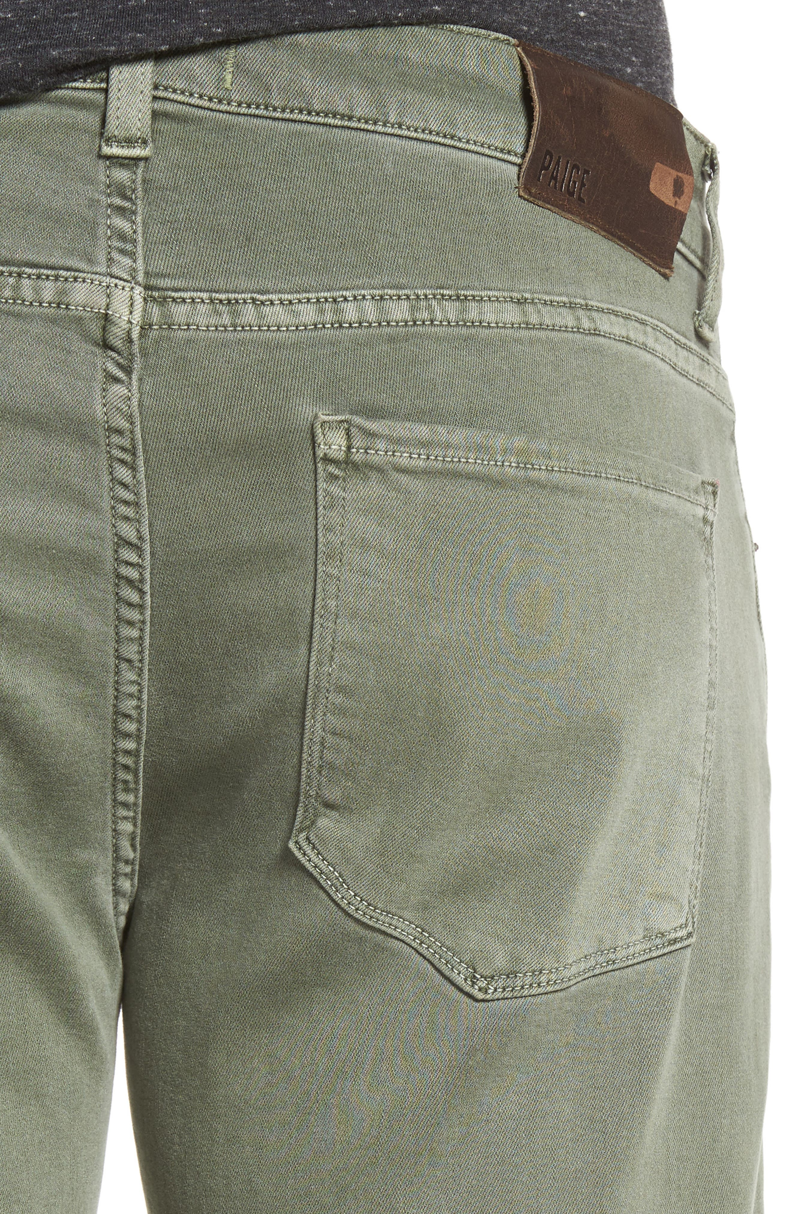 Transcend - Lennox Slim Fit Jeans,                             Alternate thumbnail 4, color,