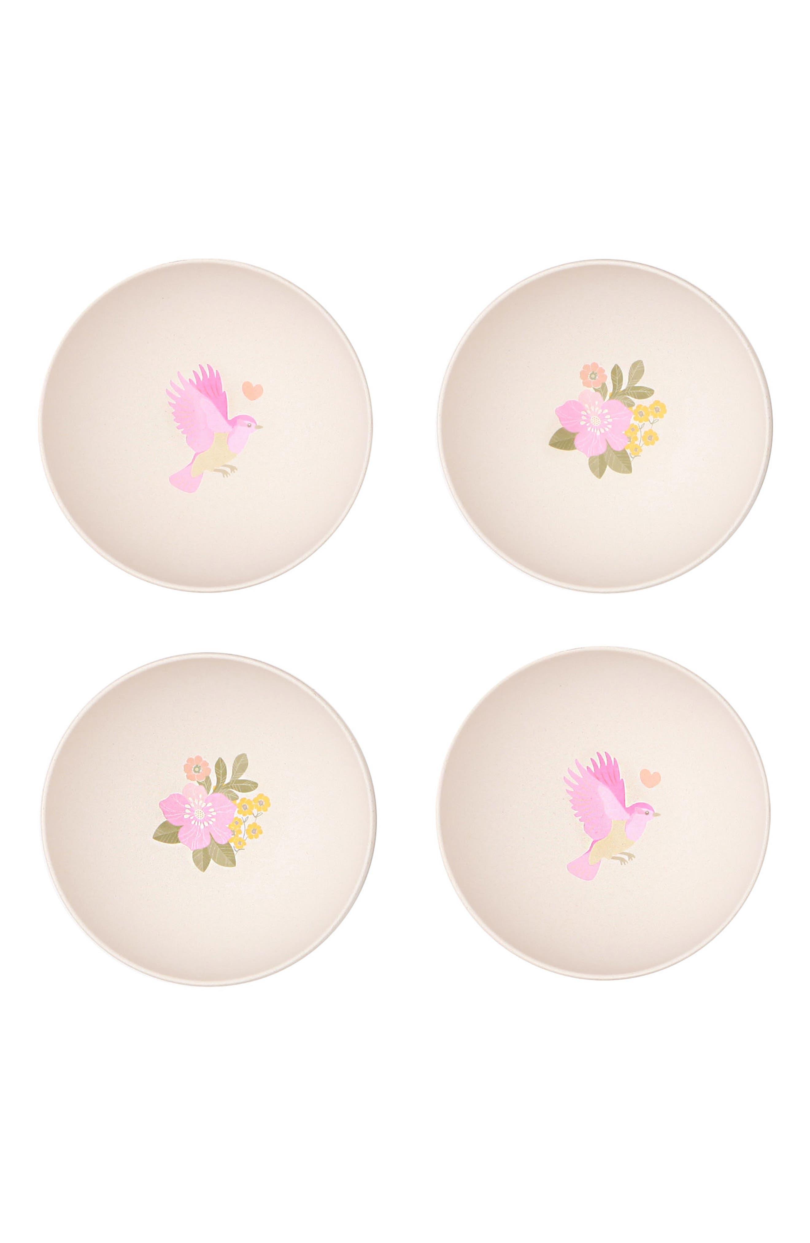 4-Pack Bowls,                             Main thumbnail 2, color,