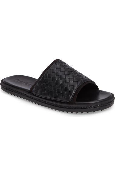 48462d296fc4 Tommy Bahama Shore Crest Woven Slide Sandal (Men)