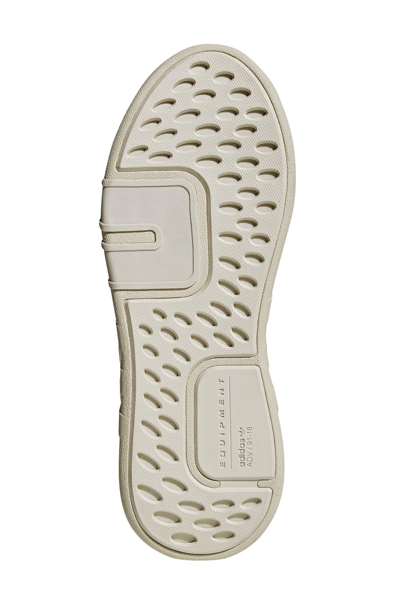 EQT Basketball ADV Sneaker,                             Alternate thumbnail 5, color,                             GREY/ CHALK WHITE
