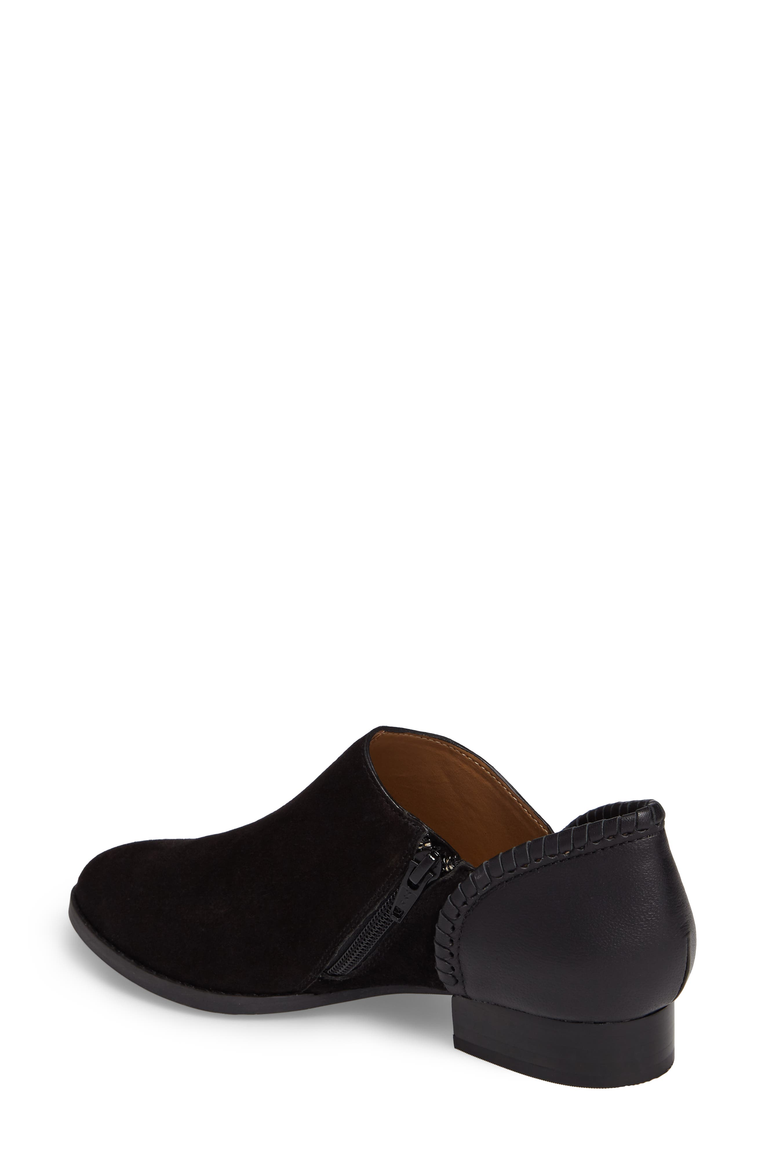 Avery Low Bootie,                             Alternate thumbnail 2, color,                             001