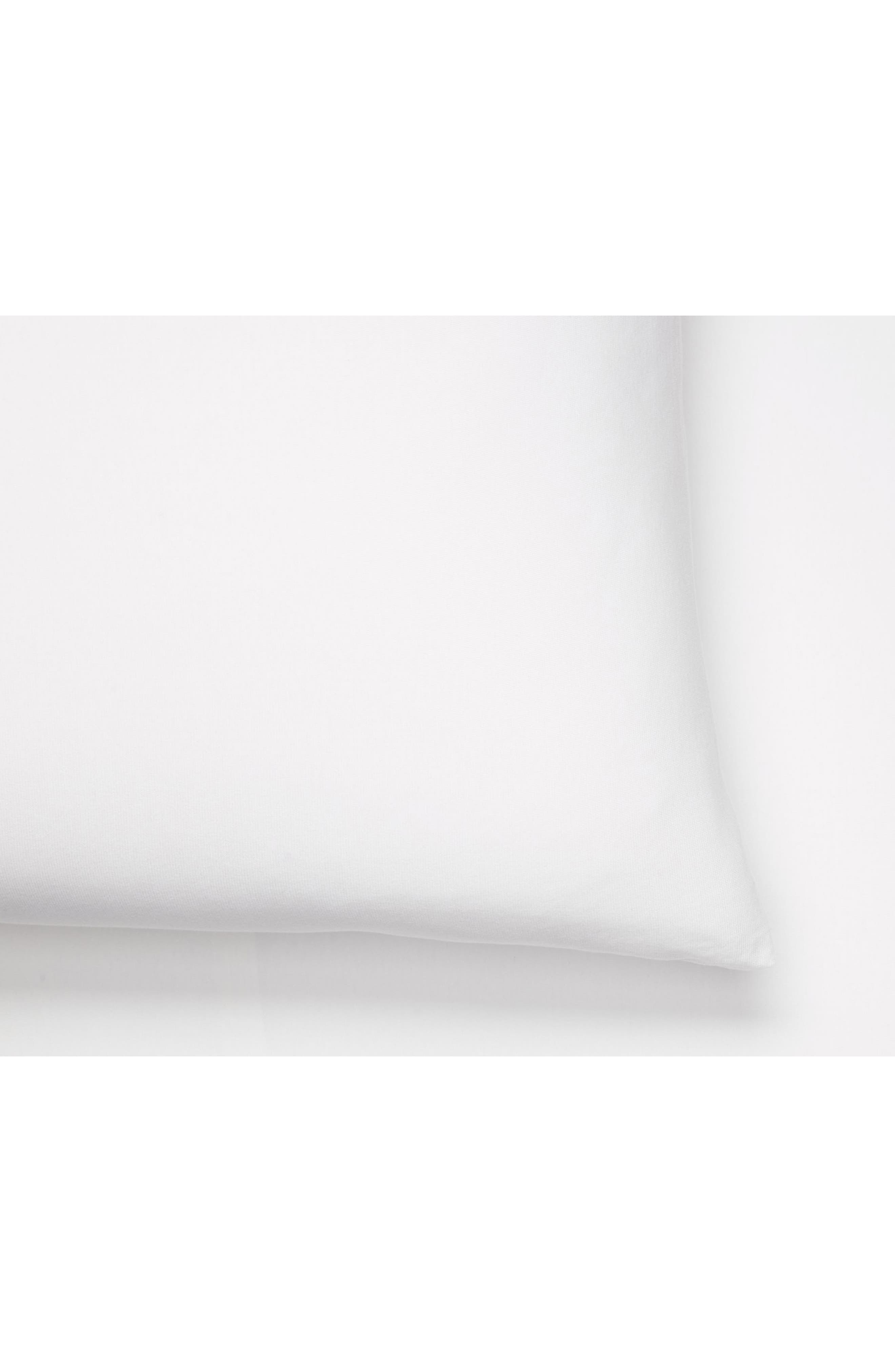CALVIN KLEIN HOME,                             Harrison Pillowcases,                             Alternate thumbnail 2, color,                             WHITE