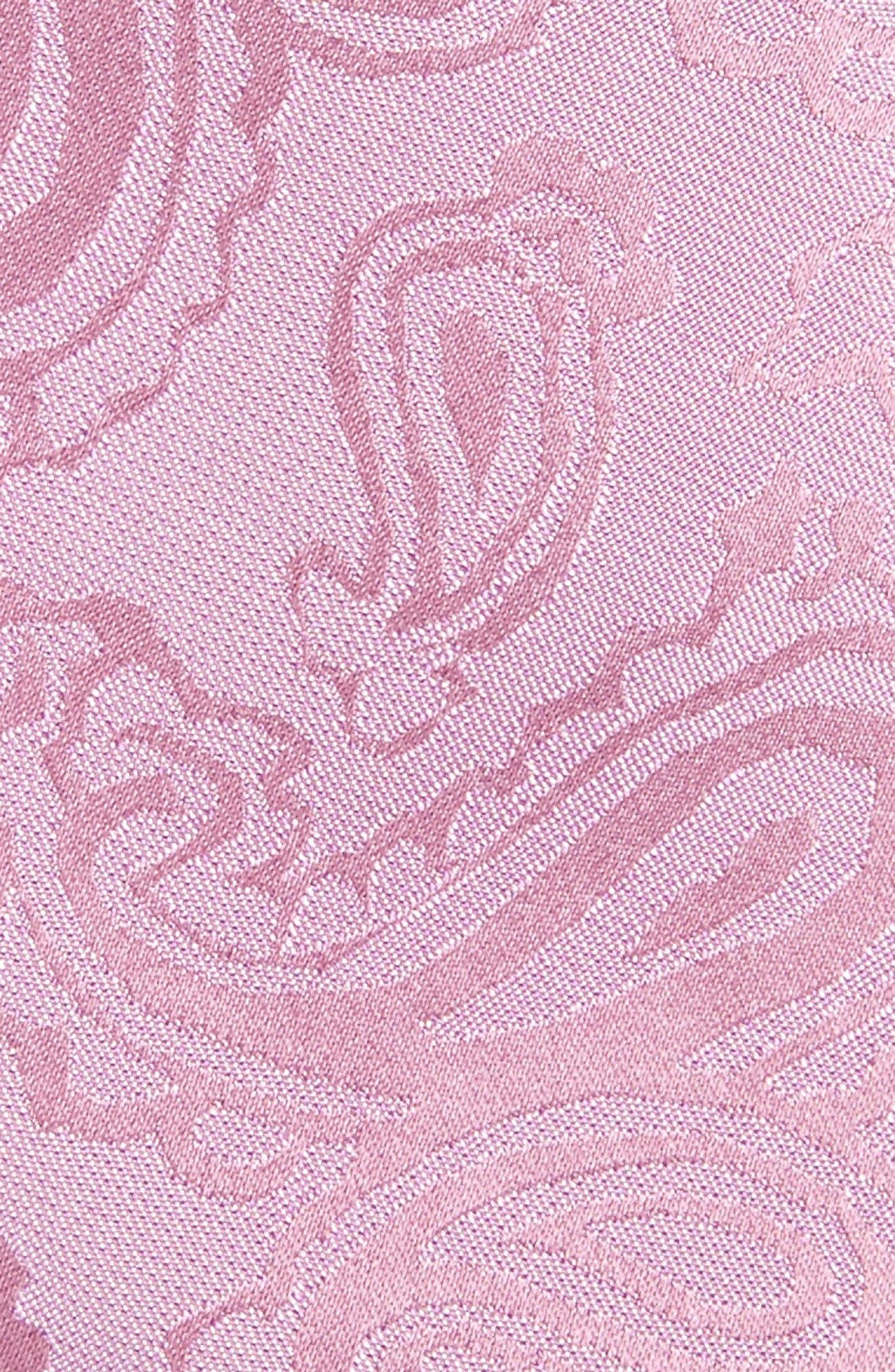 Paisley Silk Skinny Tie,                             Alternate thumbnail 10, color,