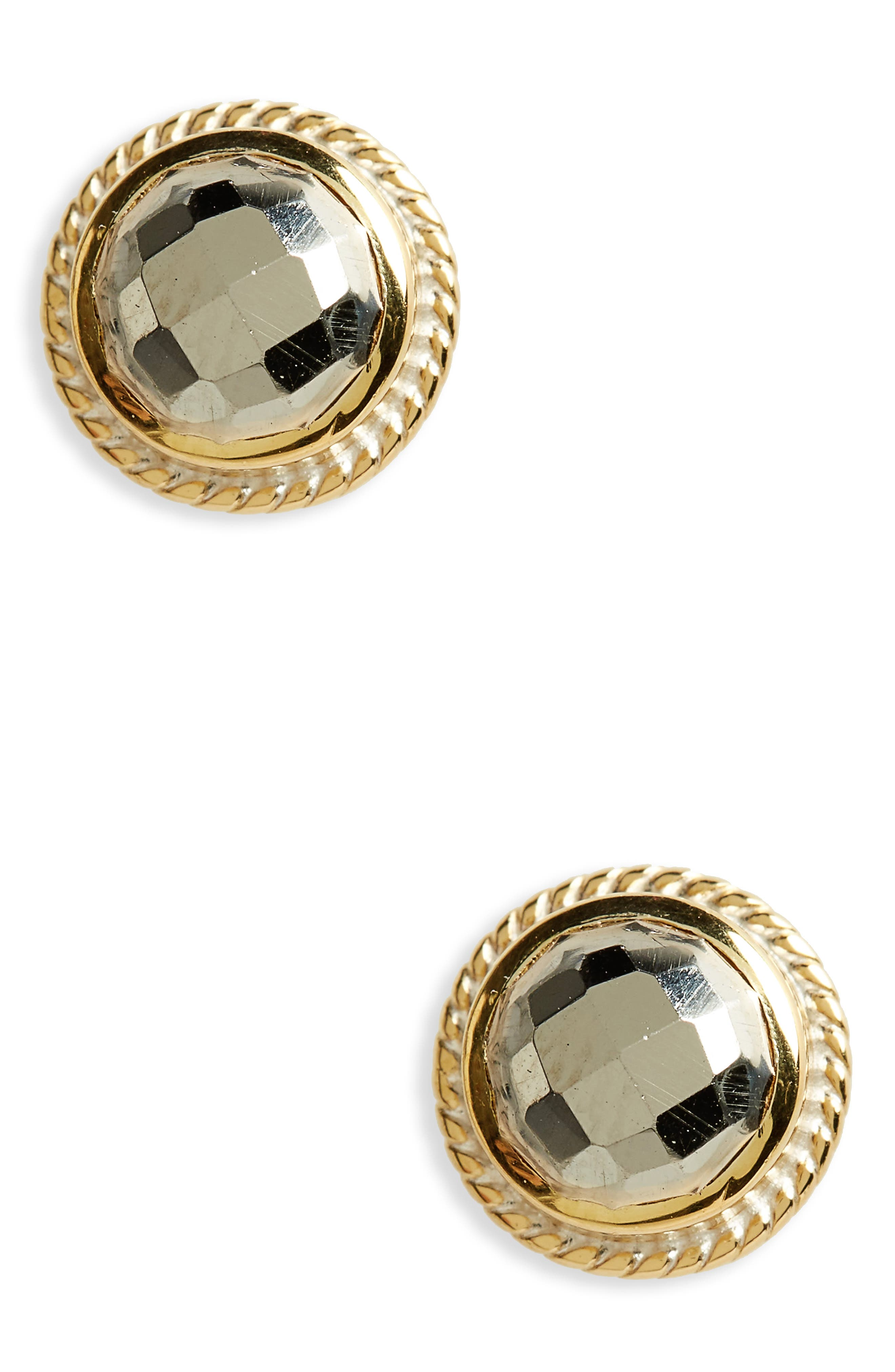 Stone Stud Earrings,                             Main thumbnail 6, color,
