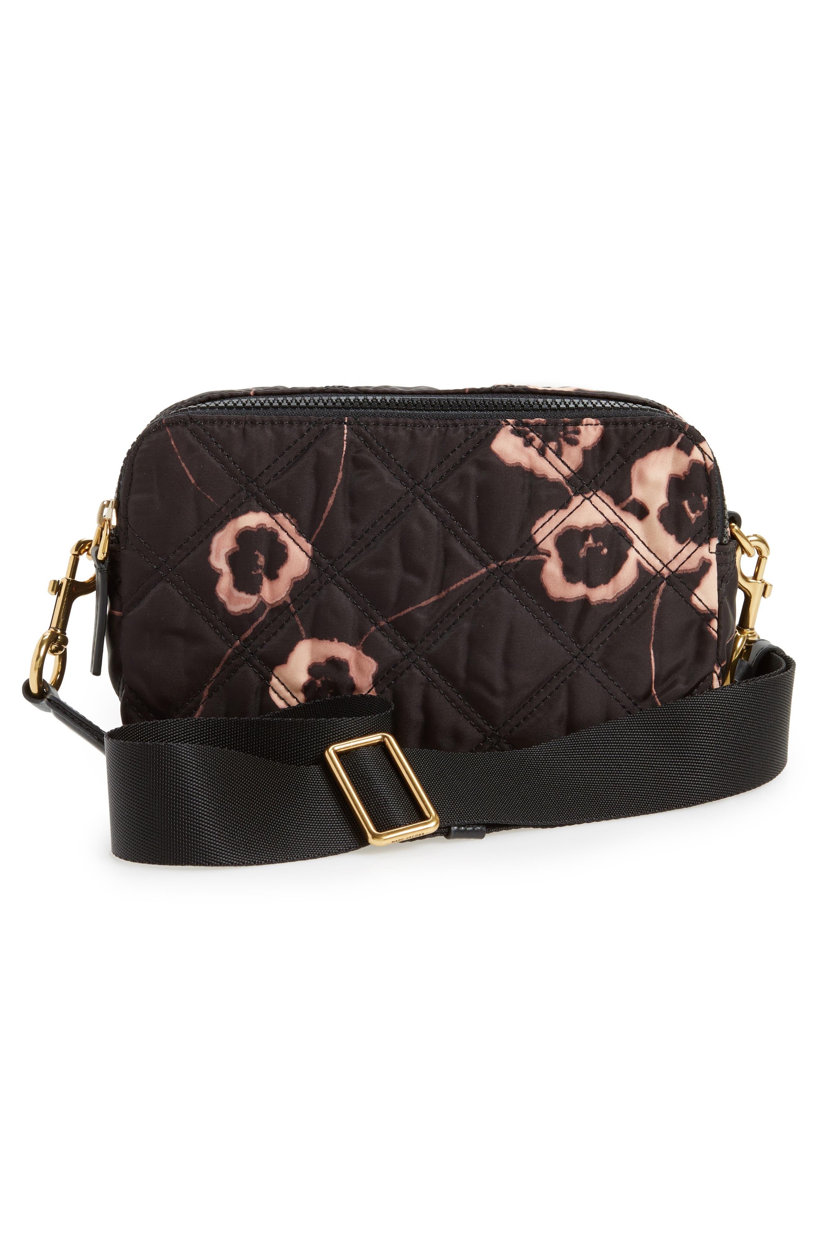 Violet Vines Knot Crossbody Bag,                             Alternate thumbnail 3, color,
