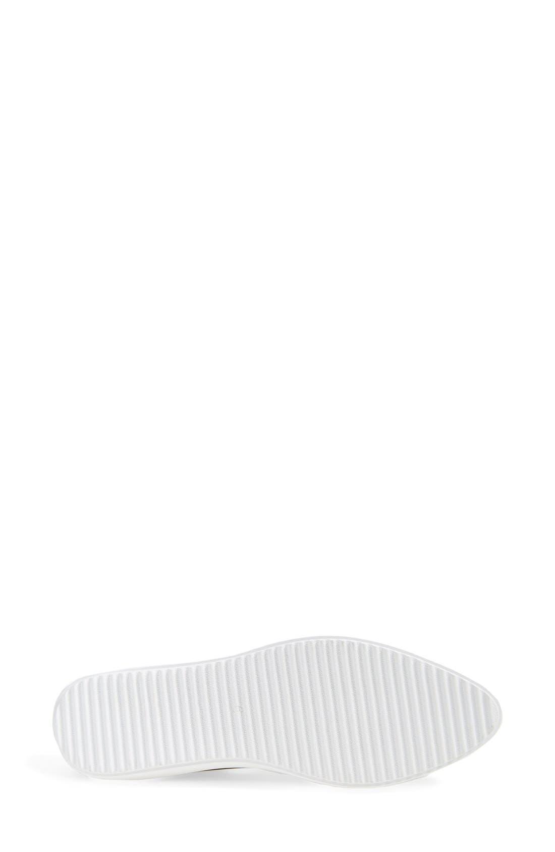 'Dibbie' Slip-On Sneaker,                             Alternate thumbnail 3, color,                             001