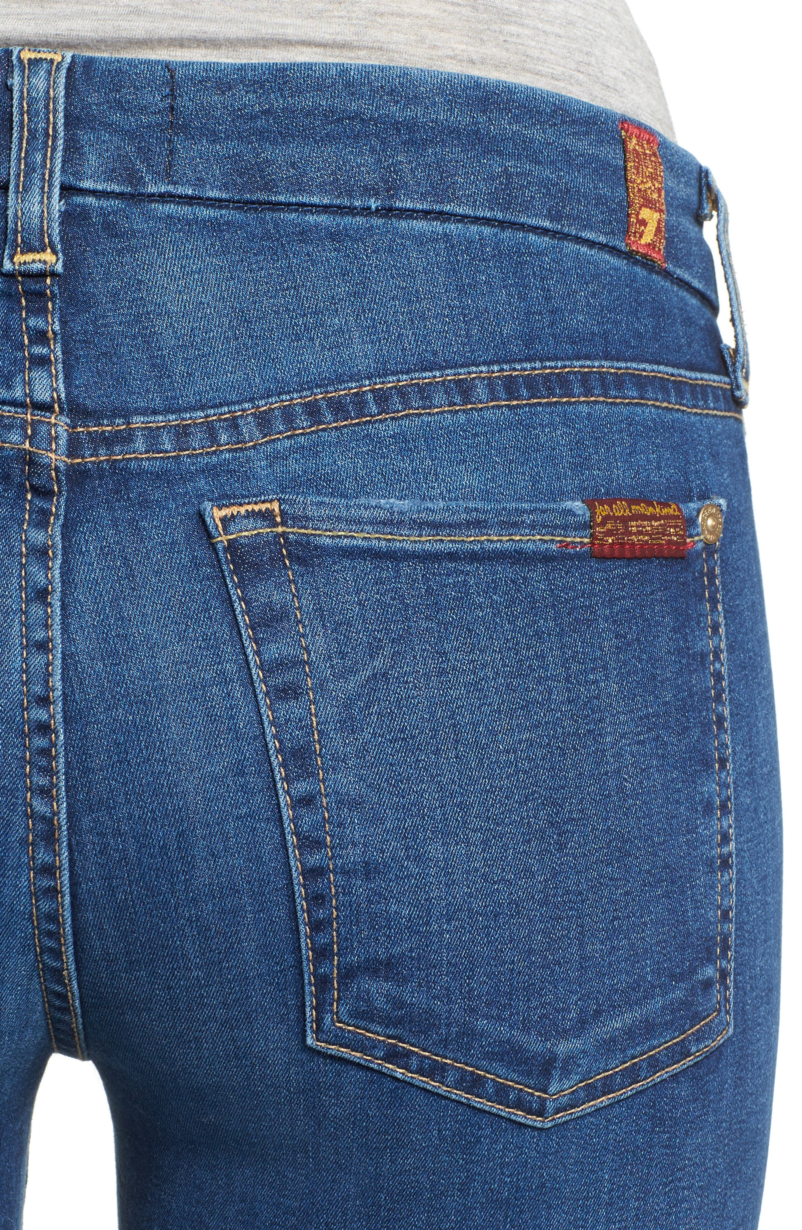'b(air) - The Ankle' Skinny Jeans,                             Alternate thumbnail 26, color,