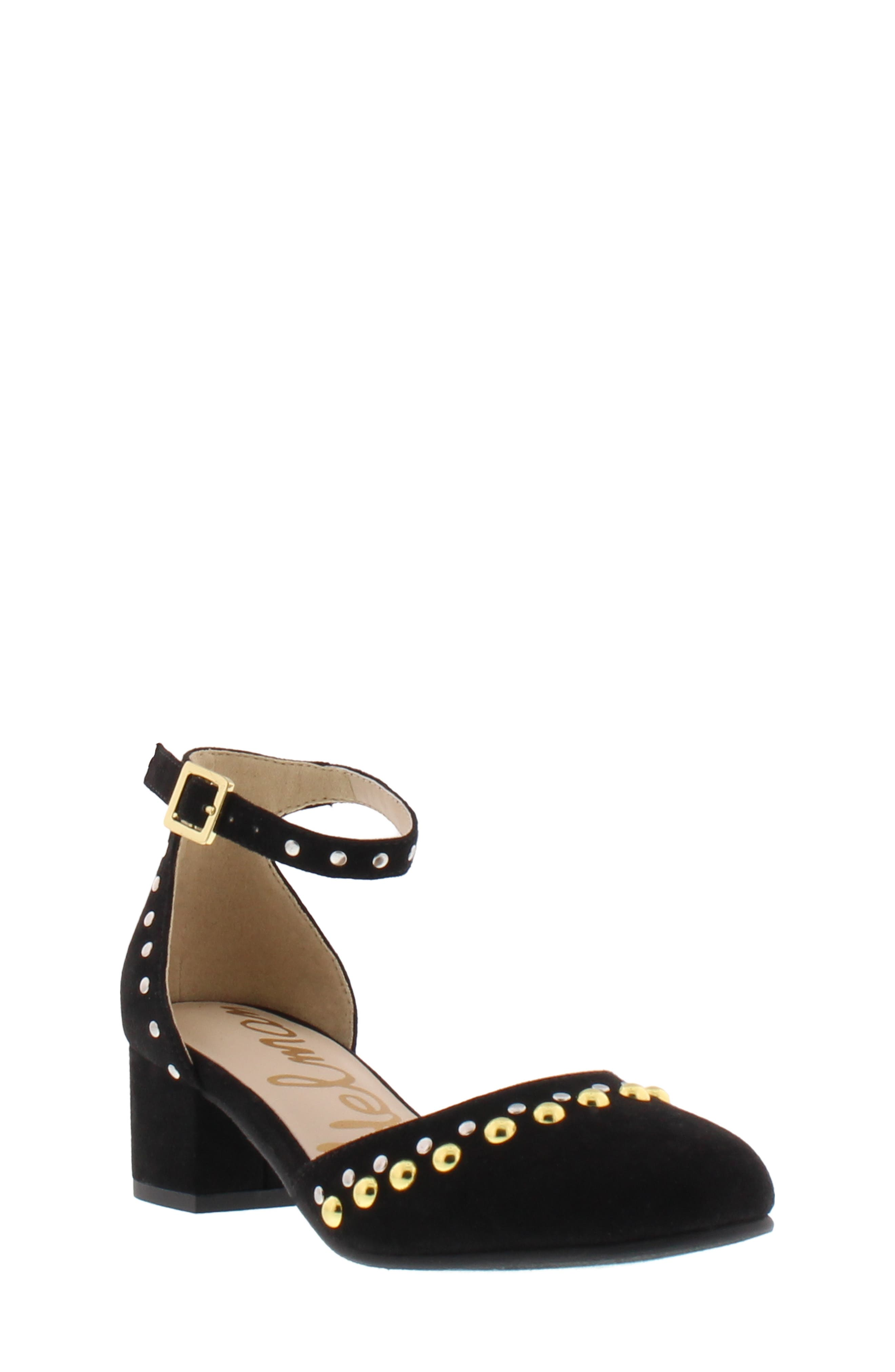Evelyn Edie Pump,                         Main,                         color, BLACK