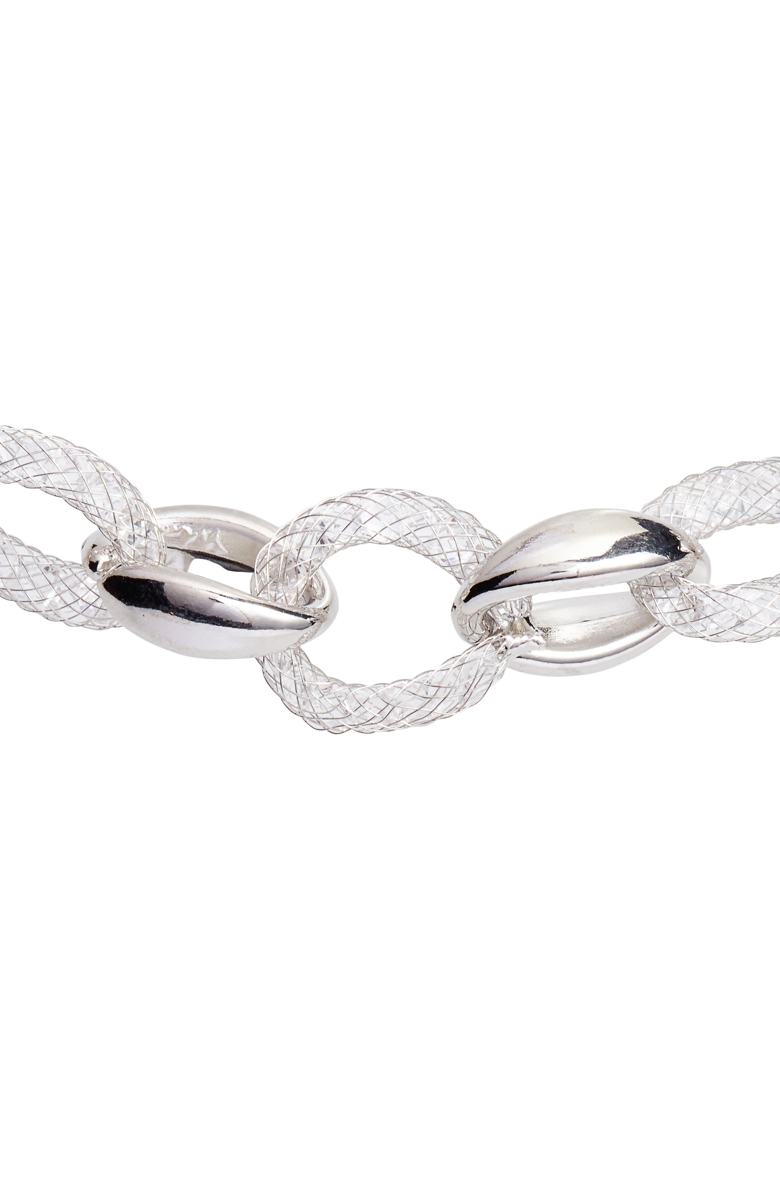 Marchella Chain Link Necklace,                             Main thumbnail 1, color,