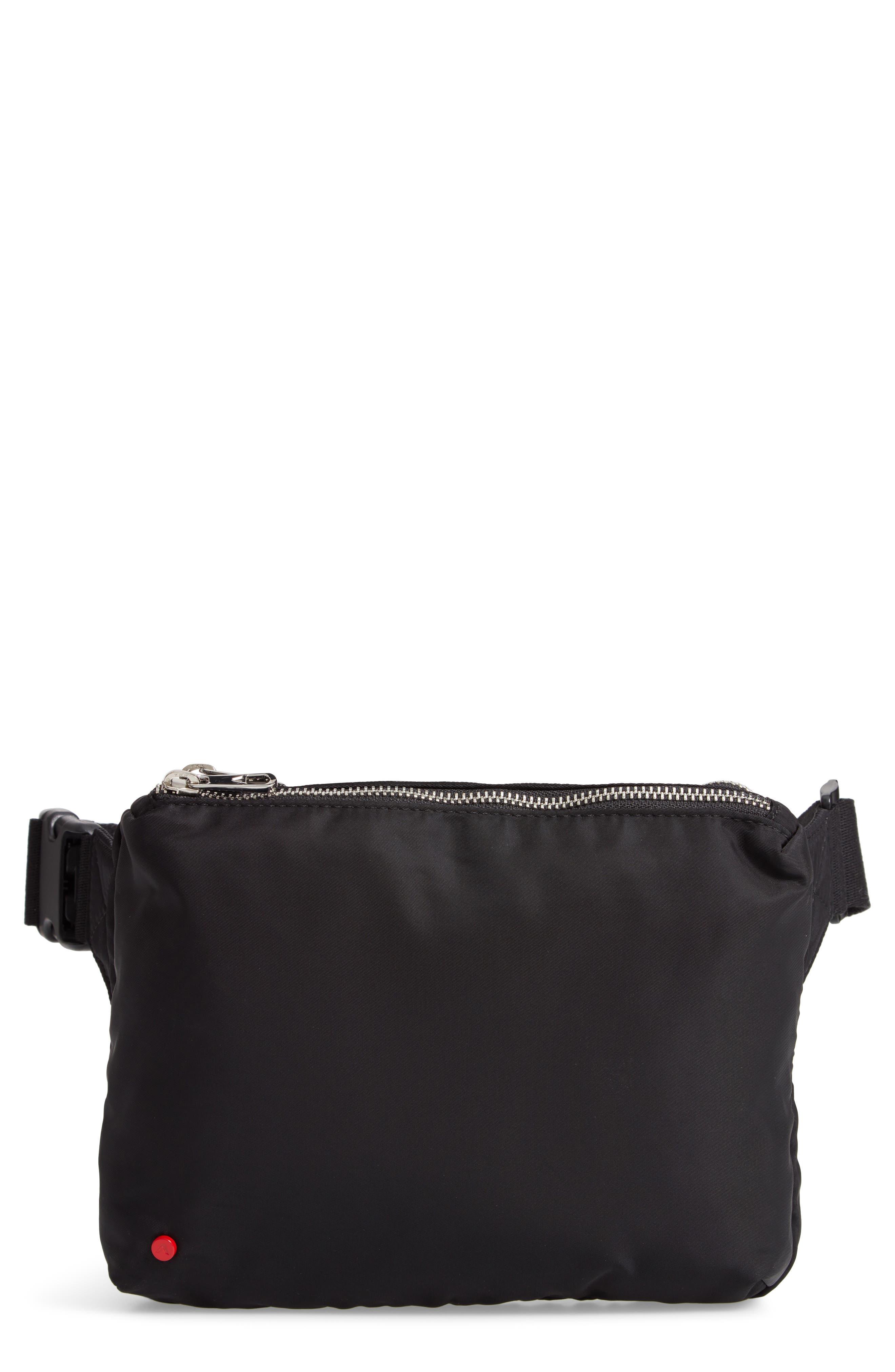 STATE Webster Belt Bag - Black