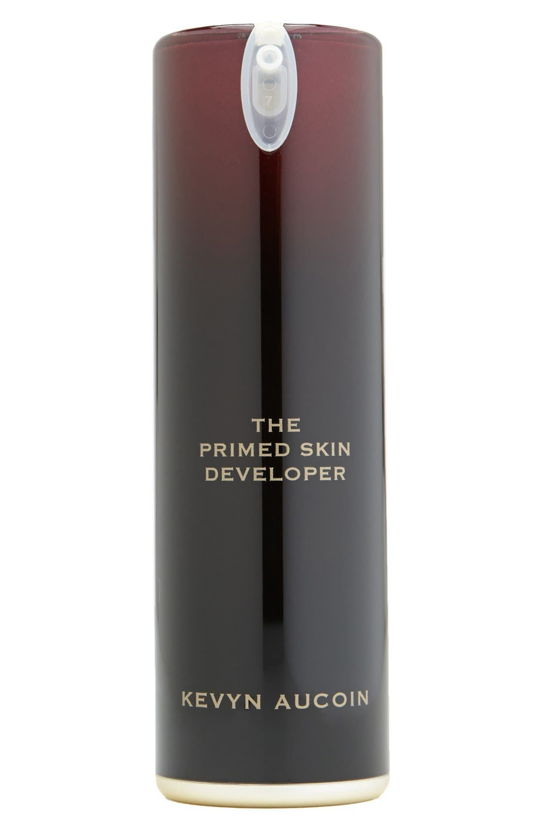 SPACE.NK.apothecary Kevyn Aucoin Beauty The Primed Skin Developer Primer for Normal to Dry Skin,                             Main thumbnail 1, color,                             250