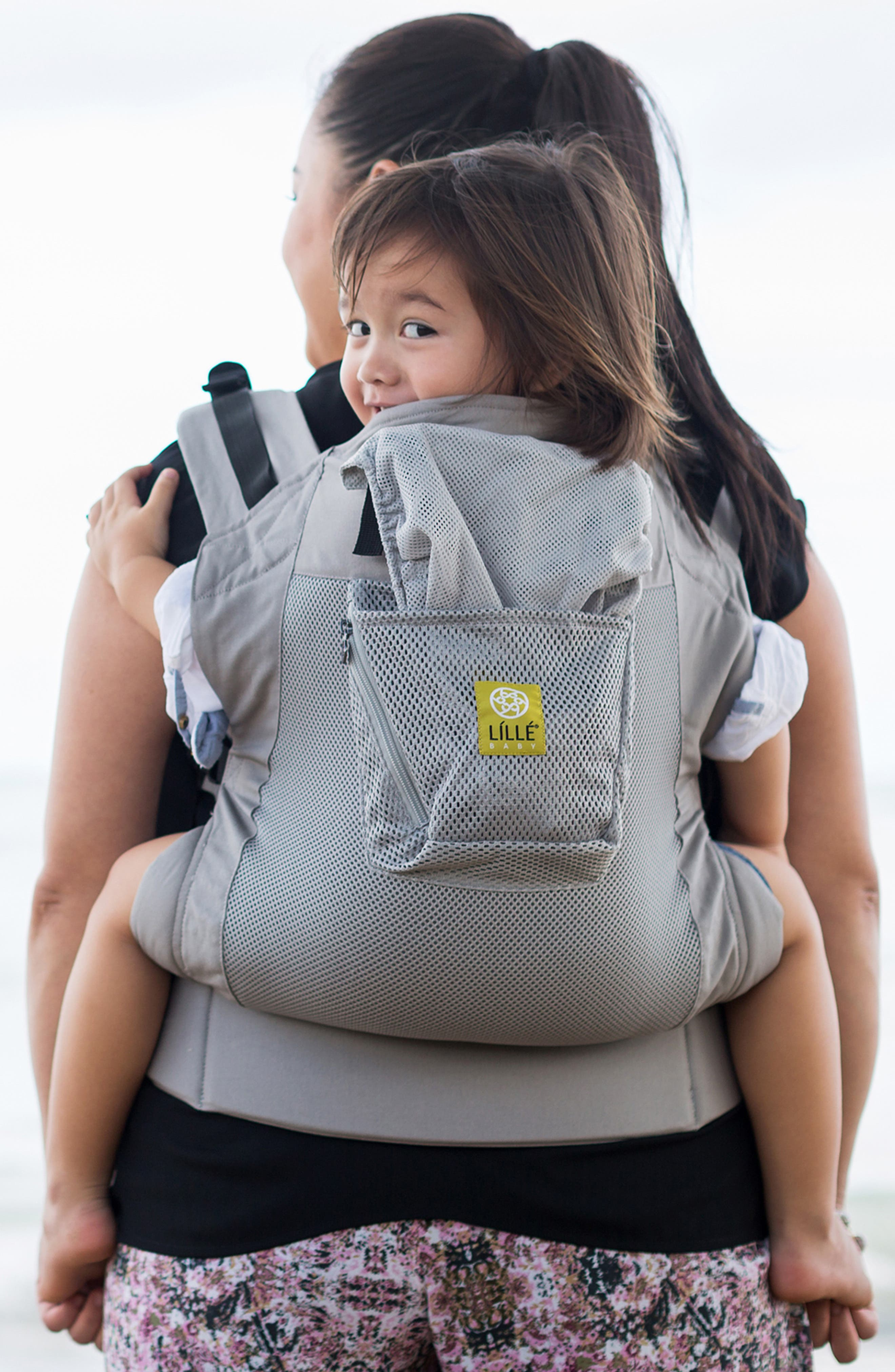 LILLEBABY,                             CarryOn<sup>™</sup> Airflow Baby Carrier,                             Main thumbnail 1, color,                             MIST