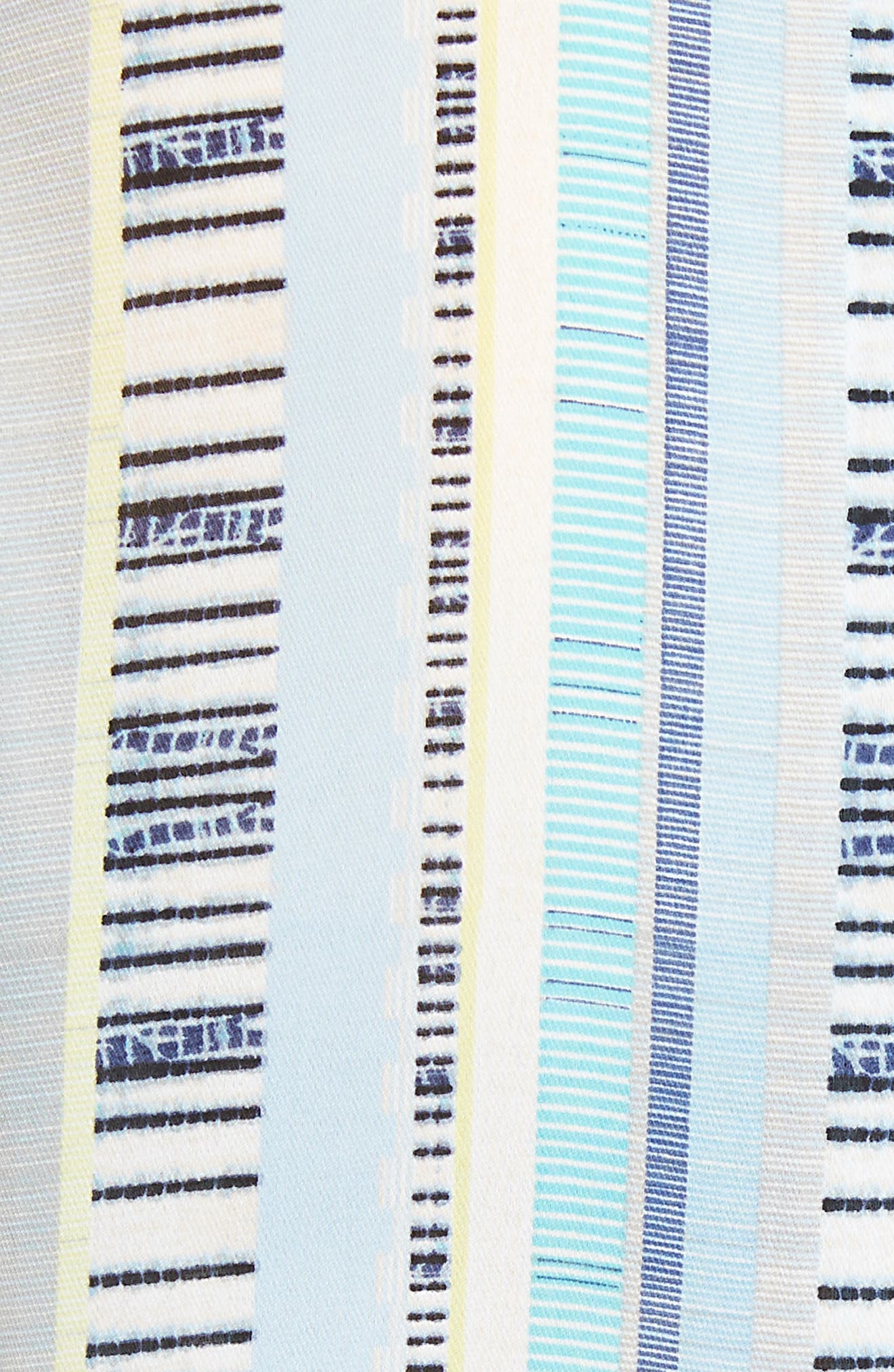 Beach Stripe Top,                             Alternate thumbnail 5, color,                             490