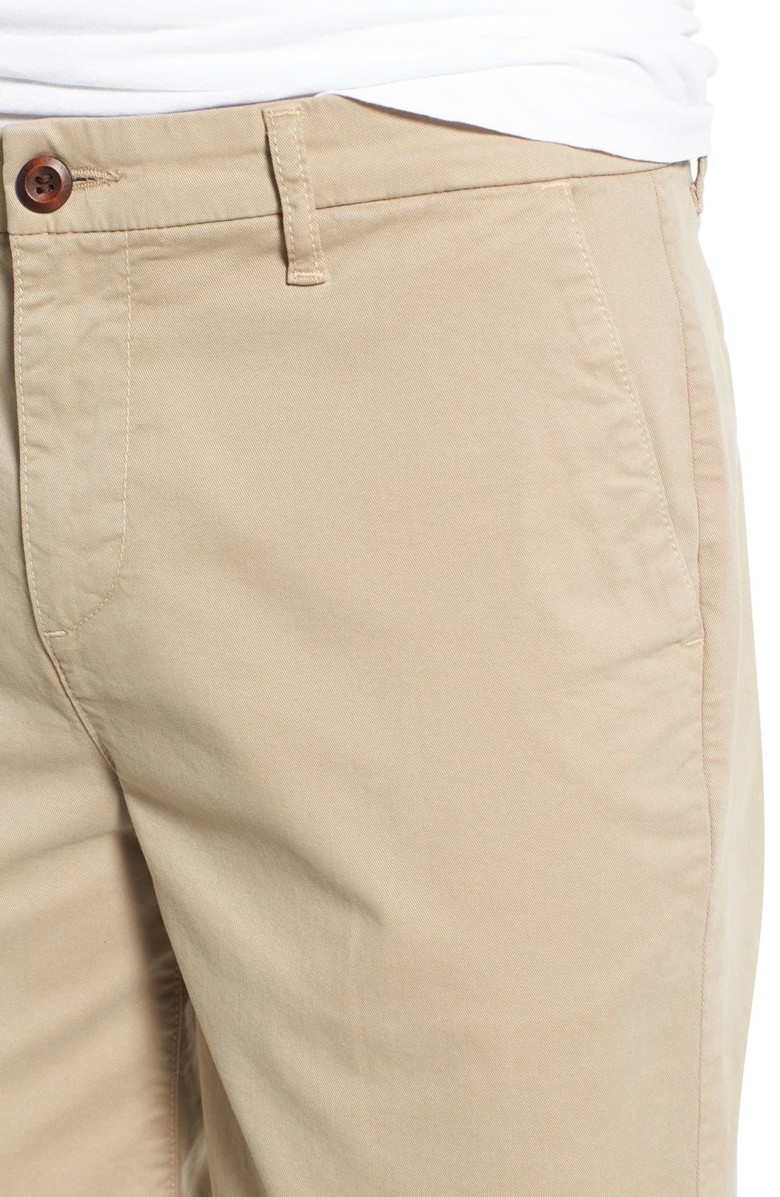 'Thompson' Slim Fit Shorts,                             Alternate thumbnail 3, color,                             240
