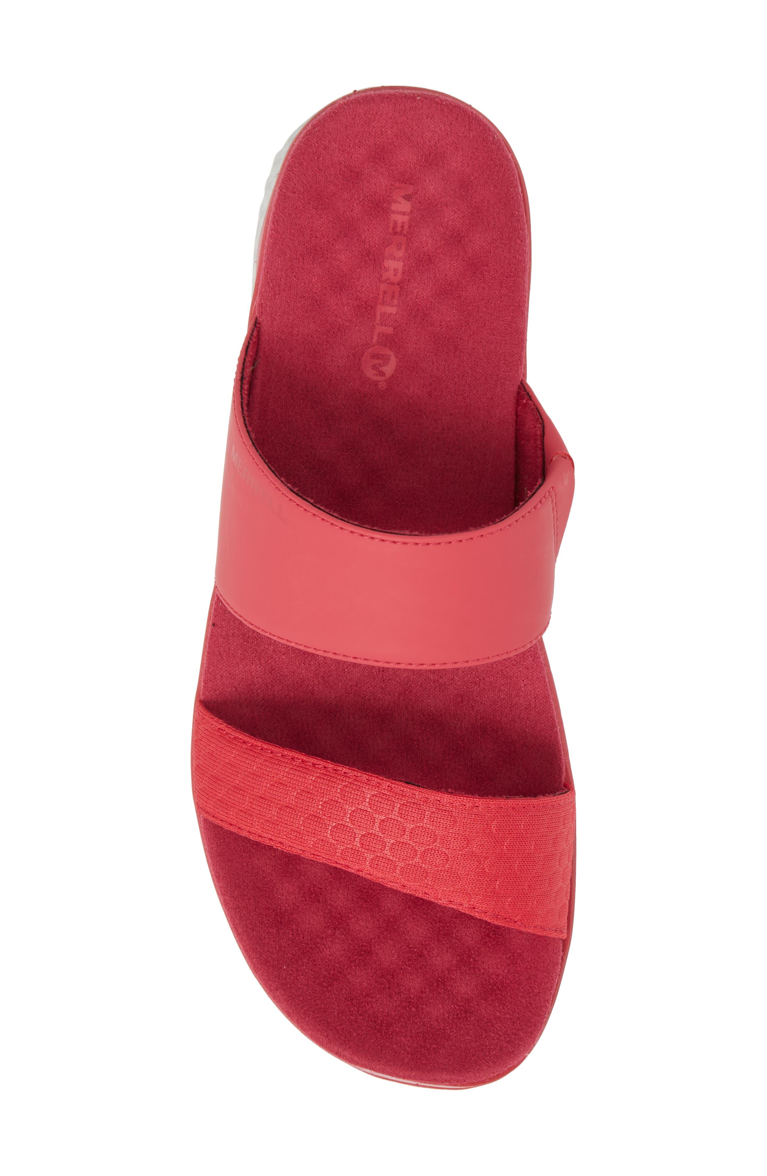 1SIX8 Linna Air Cushion+ Slide Sandal,                             Alternate thumbnail 20, color,