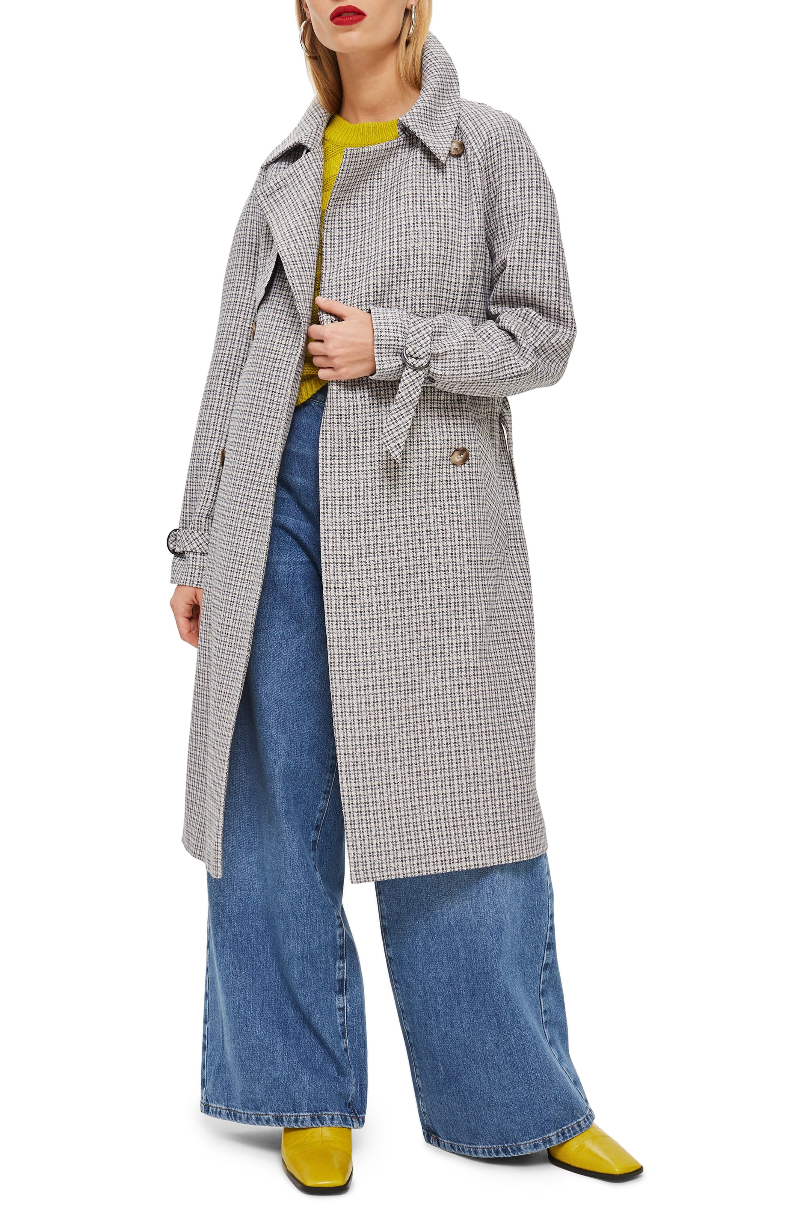 Angie Trench Coat, Main, color, 020