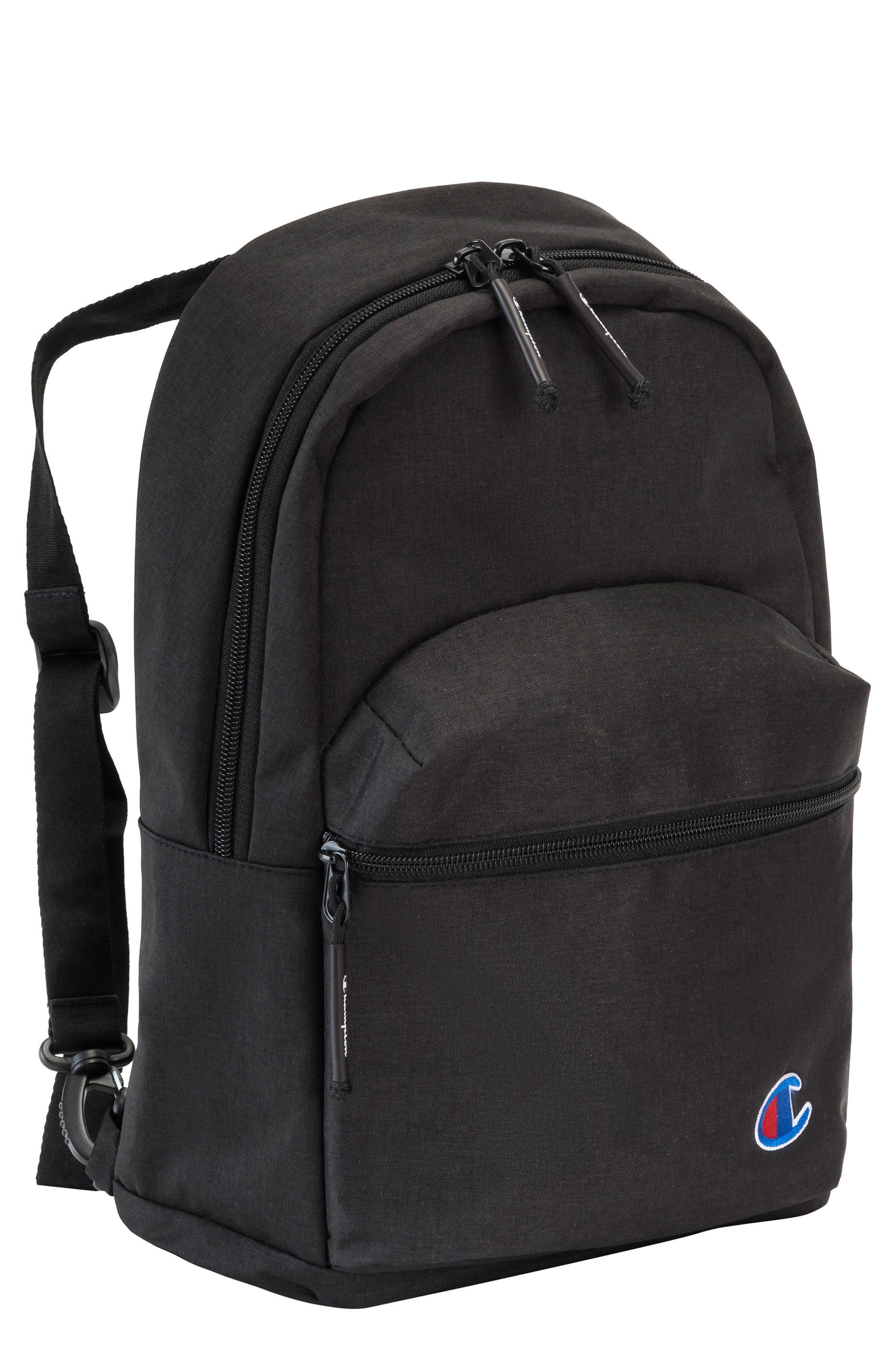 Mini Supercize Cross Over Backpack,                             Main thumbnail 1, color,                             001