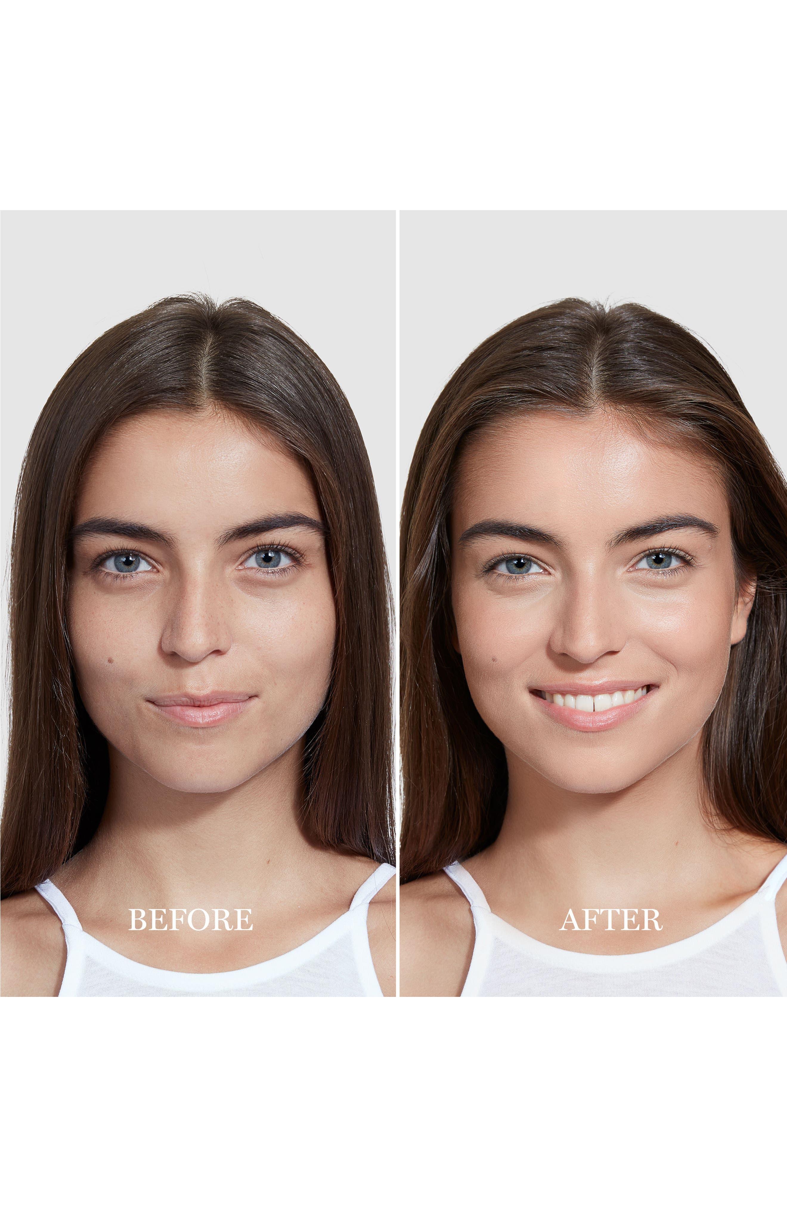 LANCÔME,                             Skin Feels Good Hydrating Skin Tint Healthy Glow SPF 23,                             Alternate thumbnail 2, color,                             05N RADIANT TAN