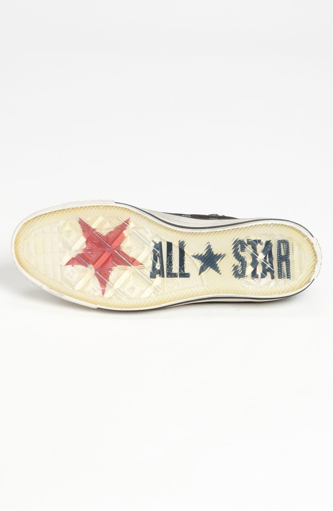 'CT' Sneaker,                             Alternate thumbnail 4, color,                             001