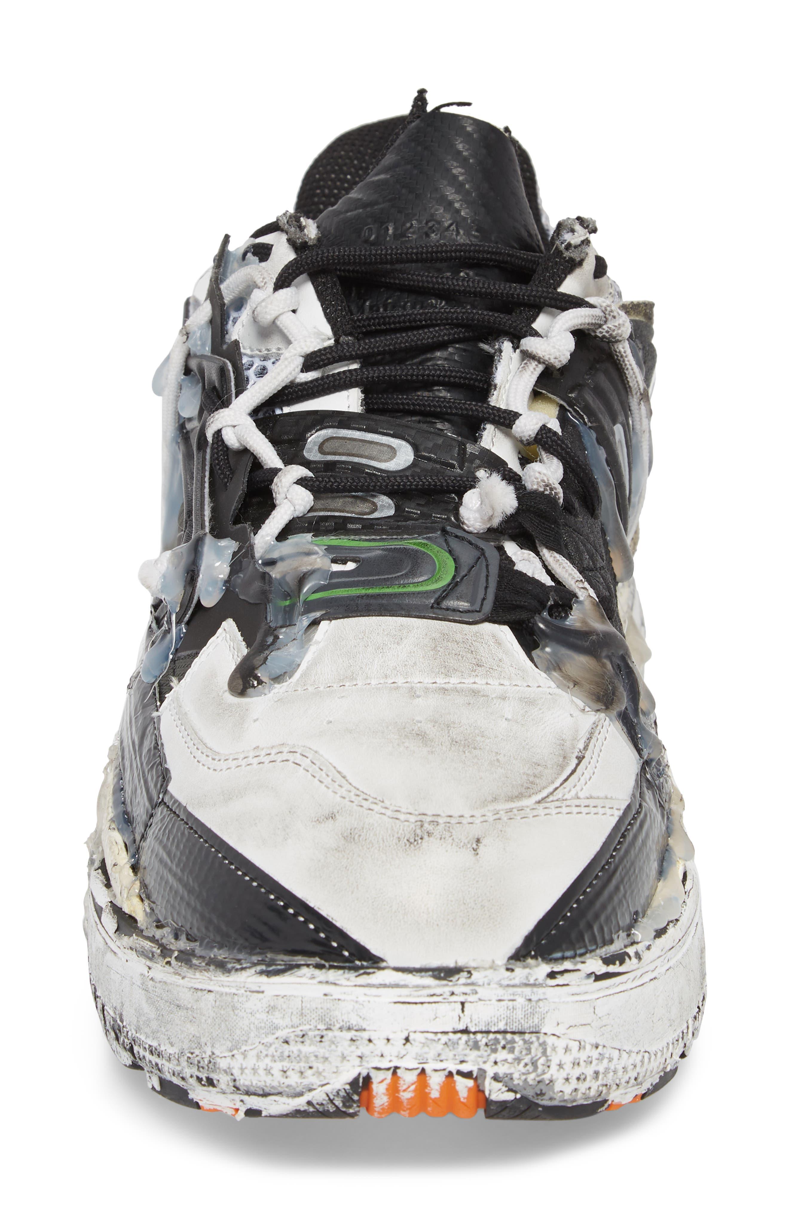 Maison Margiela Fusion Sneaker,                             Alternate thumbnail 4, color,                             UNIQUE VARIANT