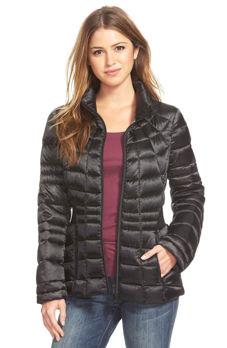 3a20051fd8e14 Bernardo Packable Down   PrimaLoft® Fill Hooded Jacket (Regular ...