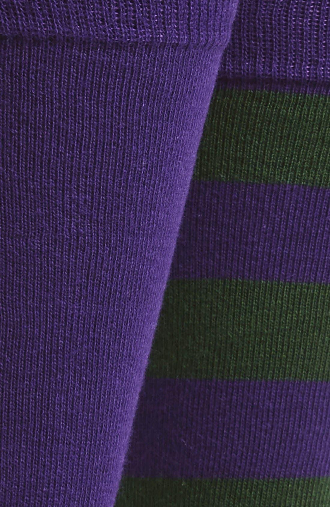 Cotton Blend Socks,                             Alternate thumbnail 33, color,