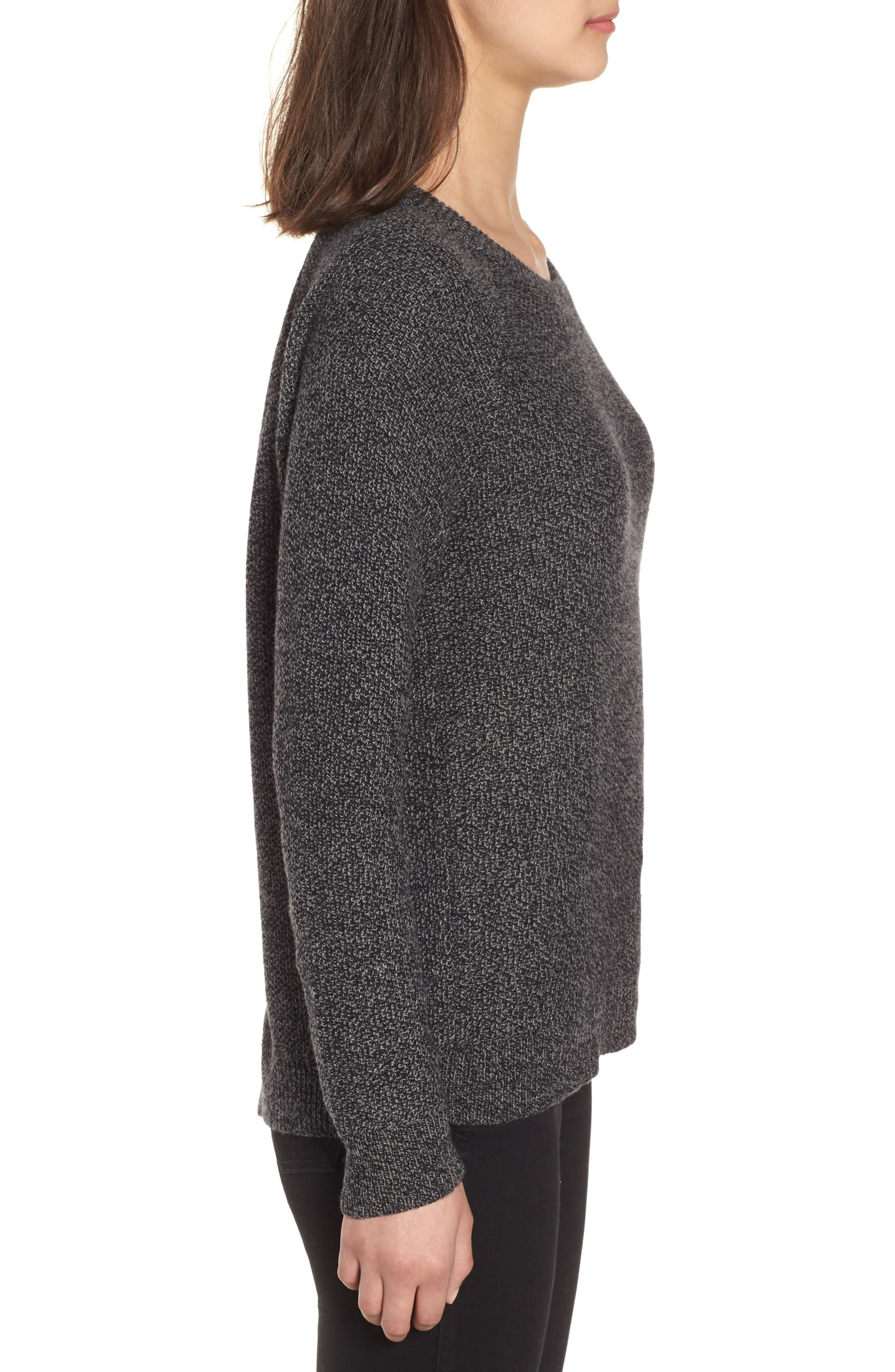 Province Cross Back Knit Pullover,                             Alternate thumbnail 3, color,                             020