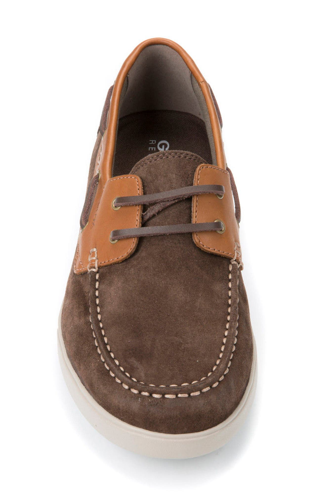 Walee 2 Boat Shoe,                             Alternate thumbnail 4, color,                             200