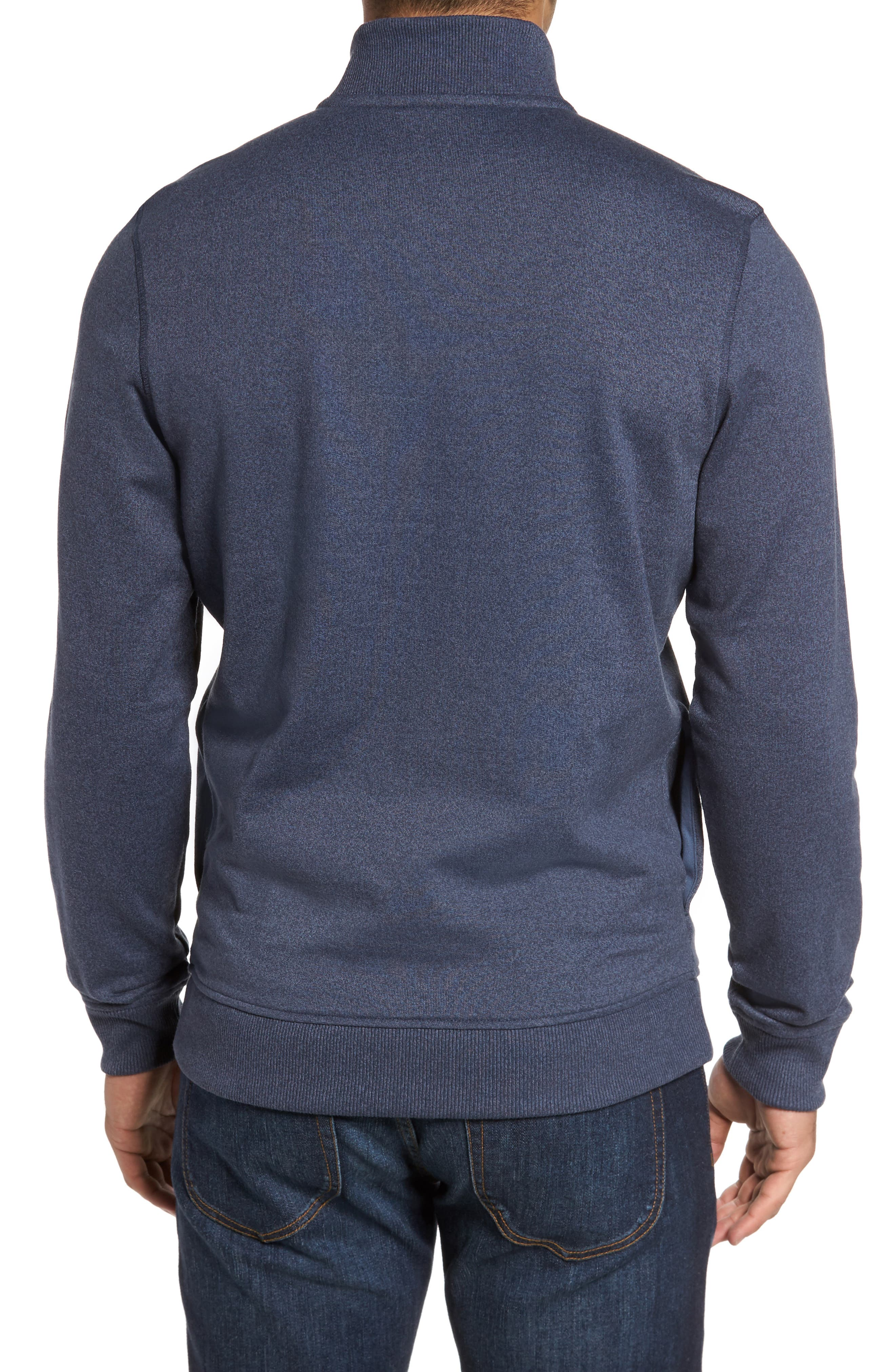 'Wall' Mock Neck Pullover,                             Alternate thumbnail 2, color,                             401