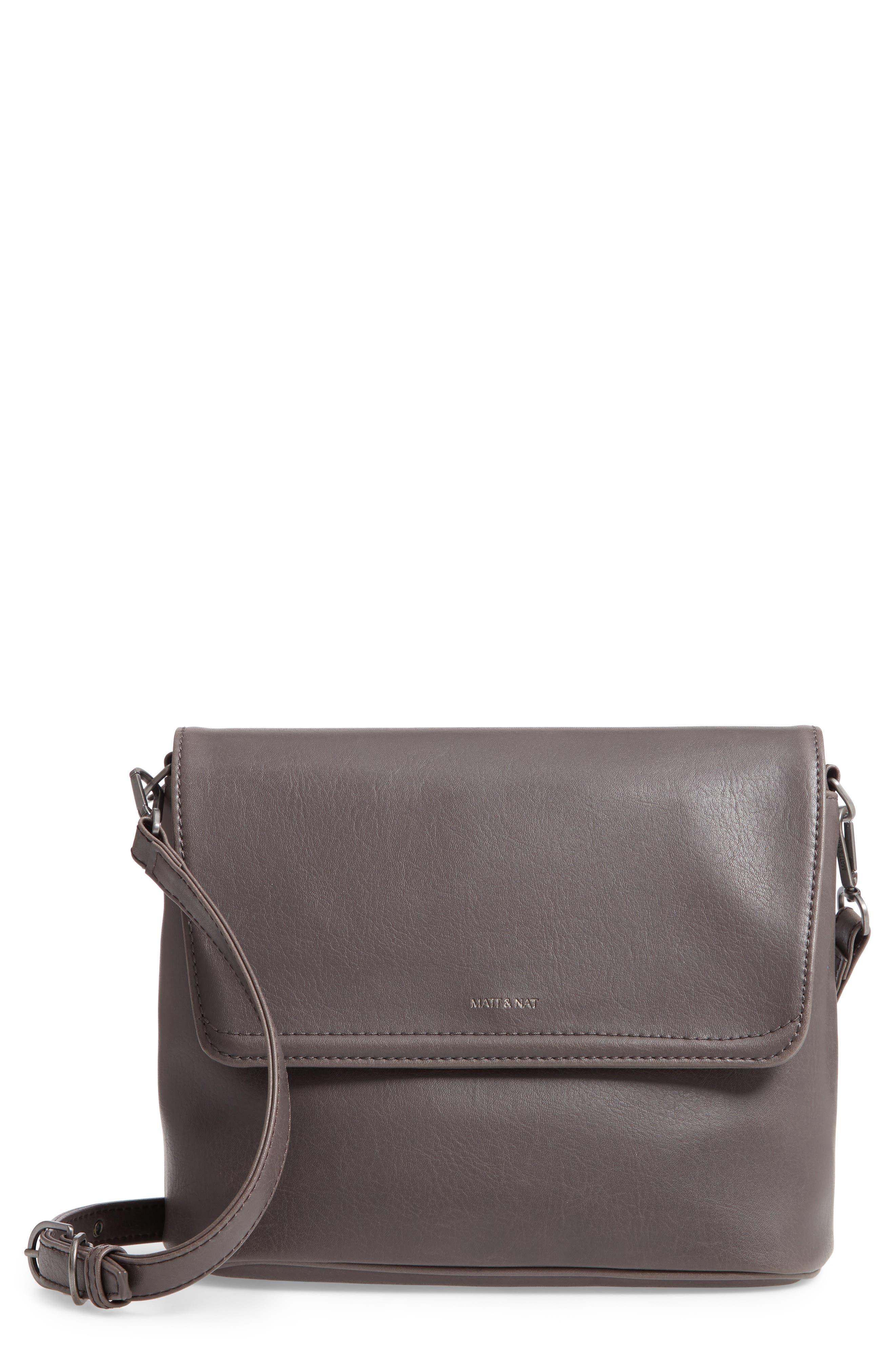 Matt & Nat Reiti Faux Leather Crossbody Bag -