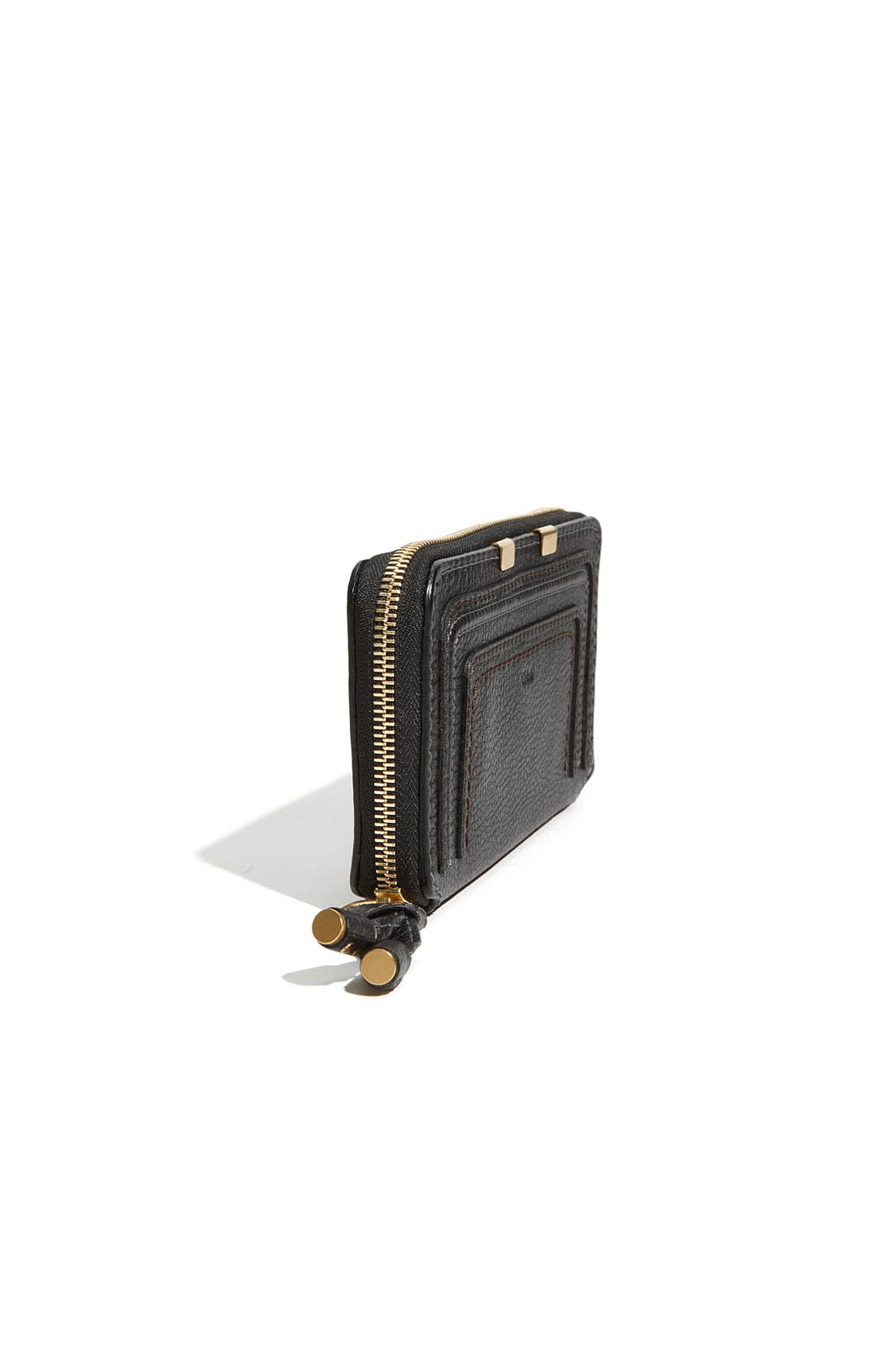 'Marcie - Long' Zip Around Wallet,                             Alternate thumbnail 9, color,                             001
