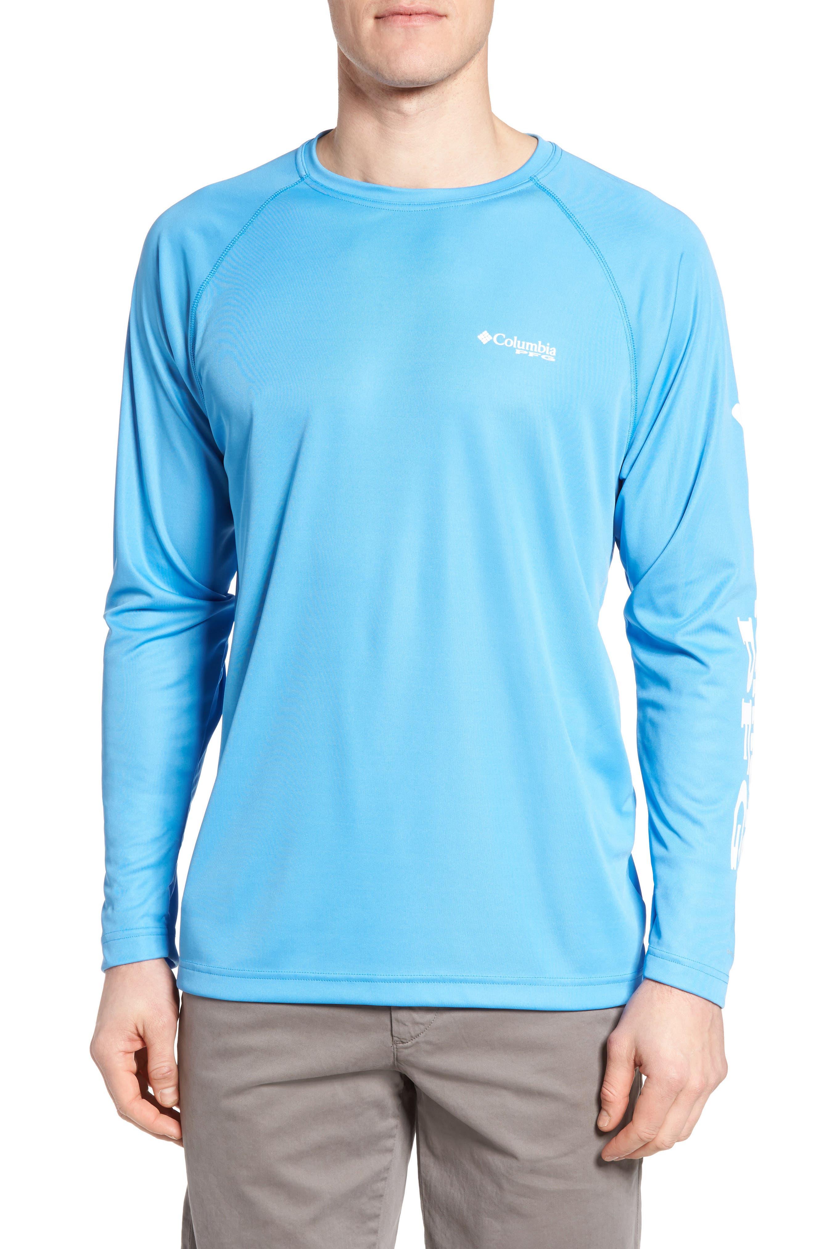 PFG Terminal Tackle Performance Long Sleeve T-Shirt,                             Main thumbnail 9, color,