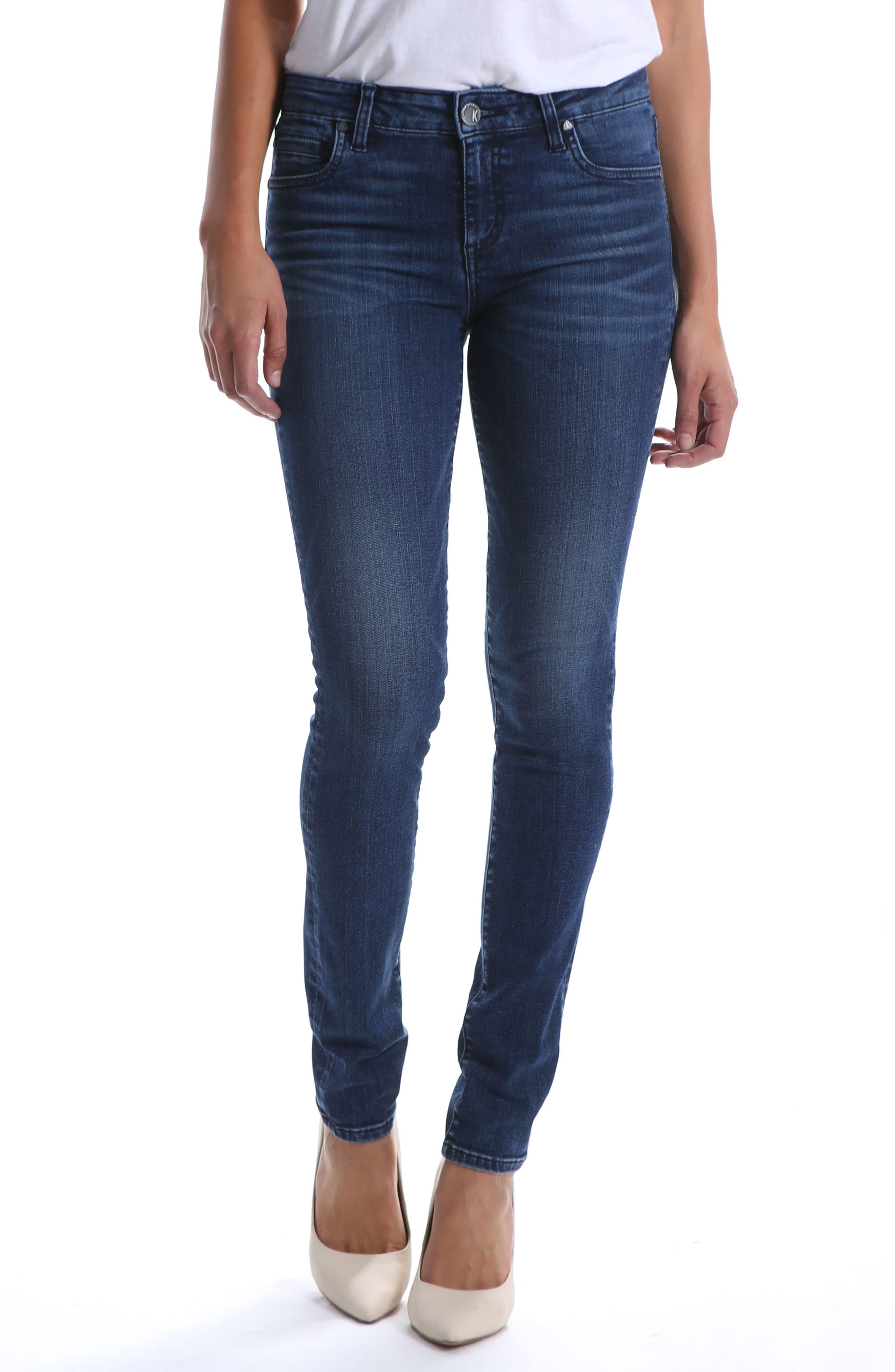 Diana Skinny Jeans,                         Main,                         color, PREPAREDNESS